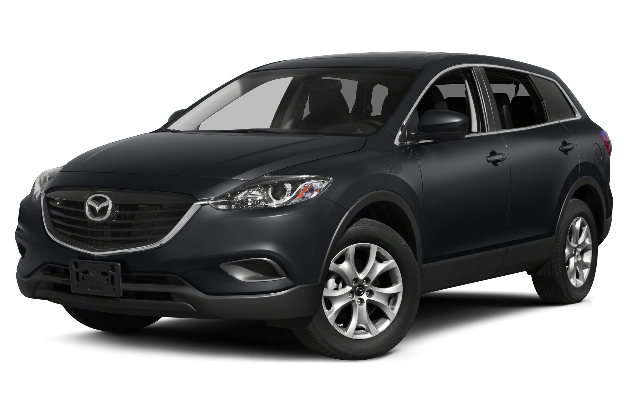 2014 Mazda CX-9 Touring New Price CARFAX One-Owner Clean CARFAX White 2014 Mazda CX-9 Touring A