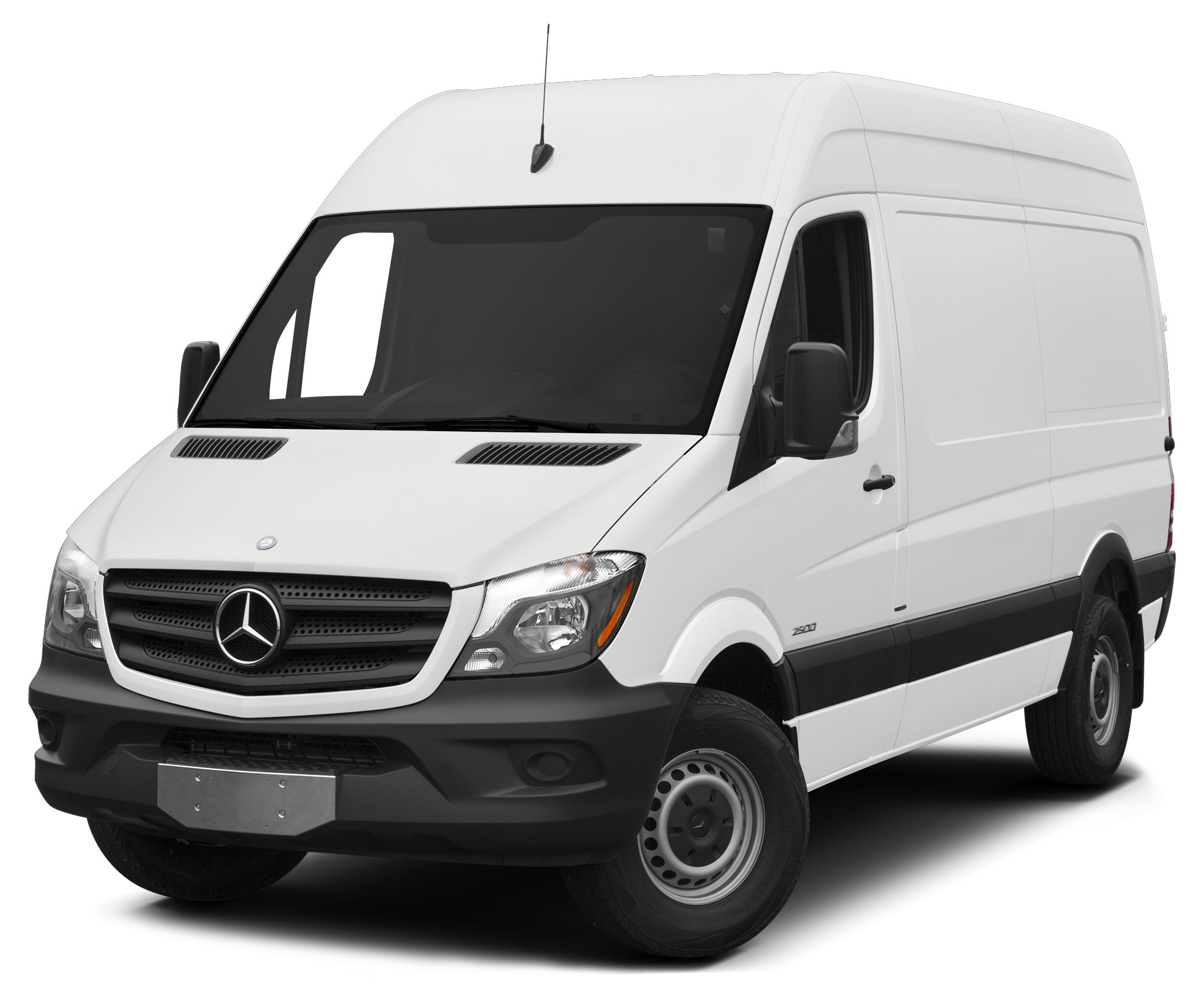 2014 MERCEDES Sprinter 2500 144 WB Cargo Miles 82152Color Arctic White Stock 19603 VIN WD3PE