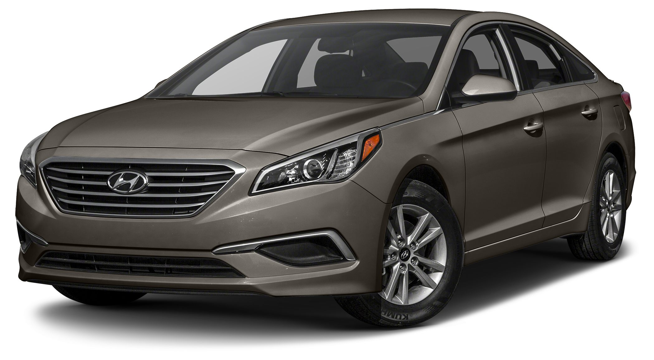 2015 Hyundai Sonata SE Miles 44828Color Dark Truffle Stock K17575A VIN 5NPE24AF2FH182841