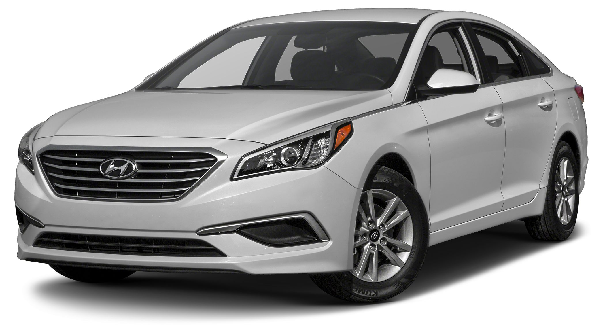 2016 Hyundai Sonata SE 2016 Hyundai Sonata SE in Silver Bluetooth for Phone and Audio Streaming