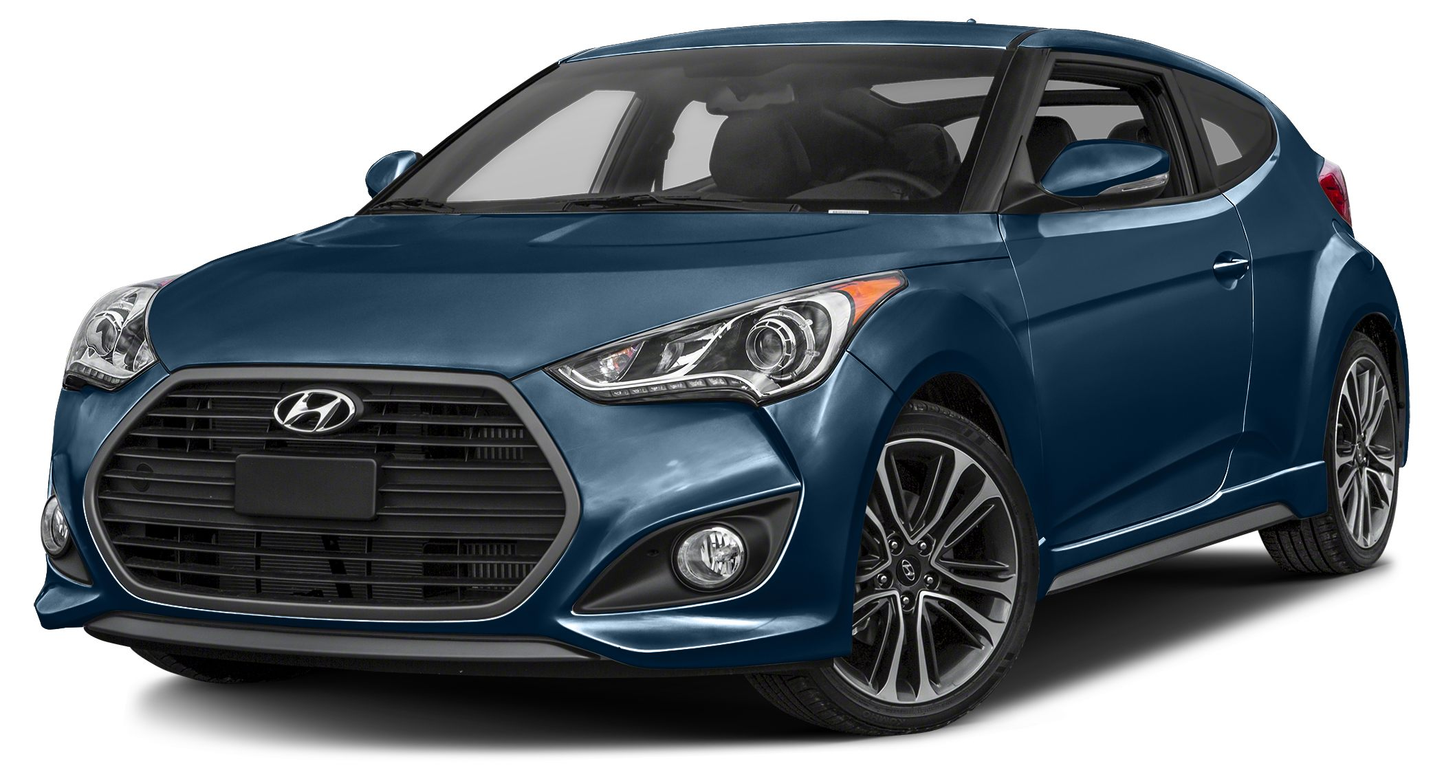 2016 Hyundai Veloster Turbo 6-Speed Manual Transmission 16L Turbo GDI 201 HP 195 lbs-ft Torque