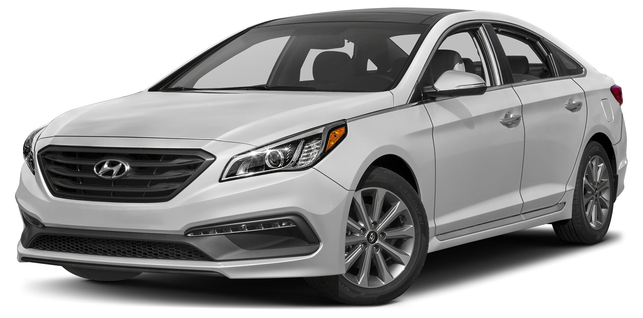 2015 Hyundai Sonata Limited 2015 Hyundai Sonata Limited in Gray and One Year Free Maintanence Tec