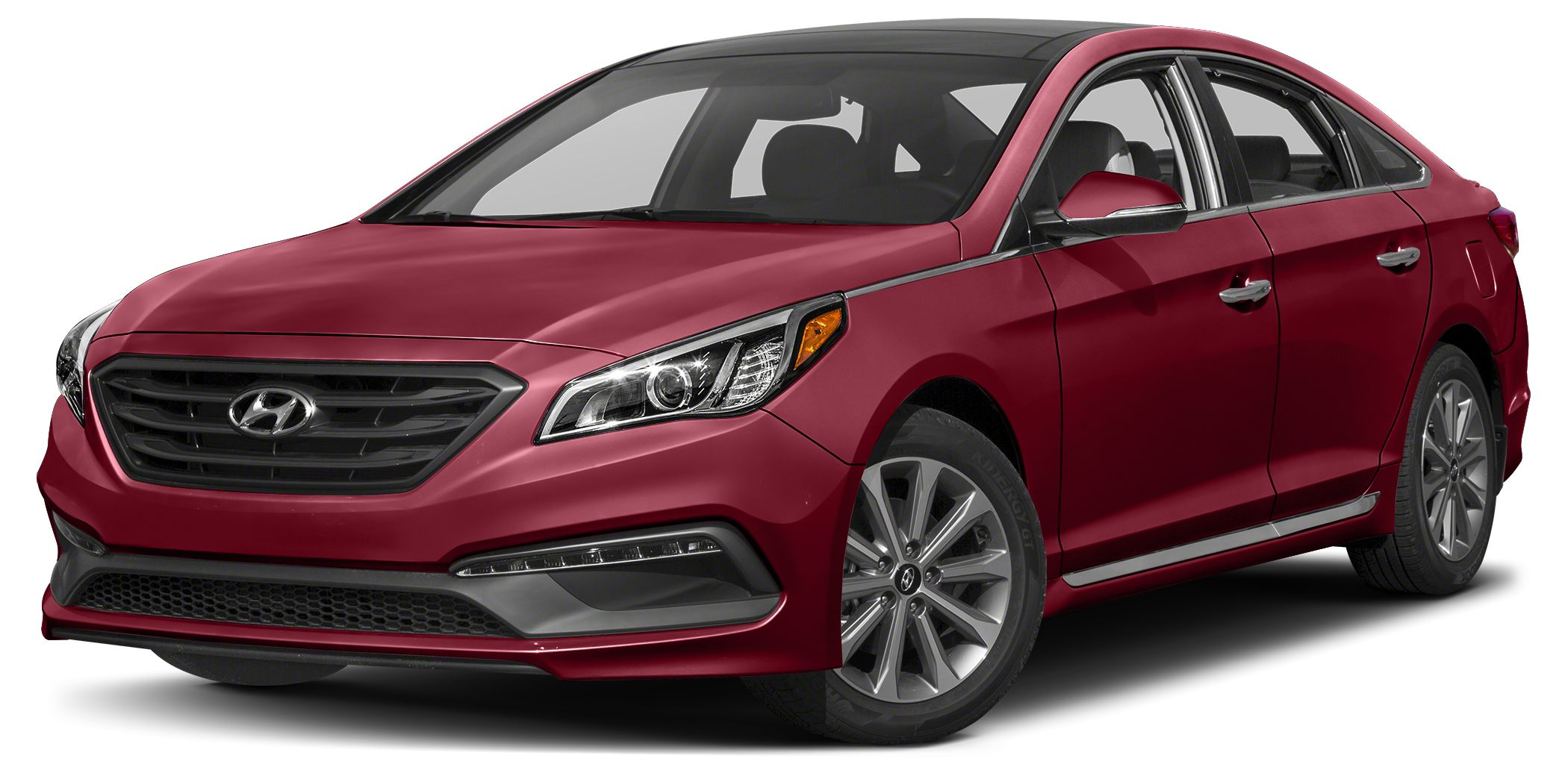 2016 Hyundai Sonata Limited Bluetooth Miles 11Color Venetian Red Stock 14648 VIN 5NPE34AF5G