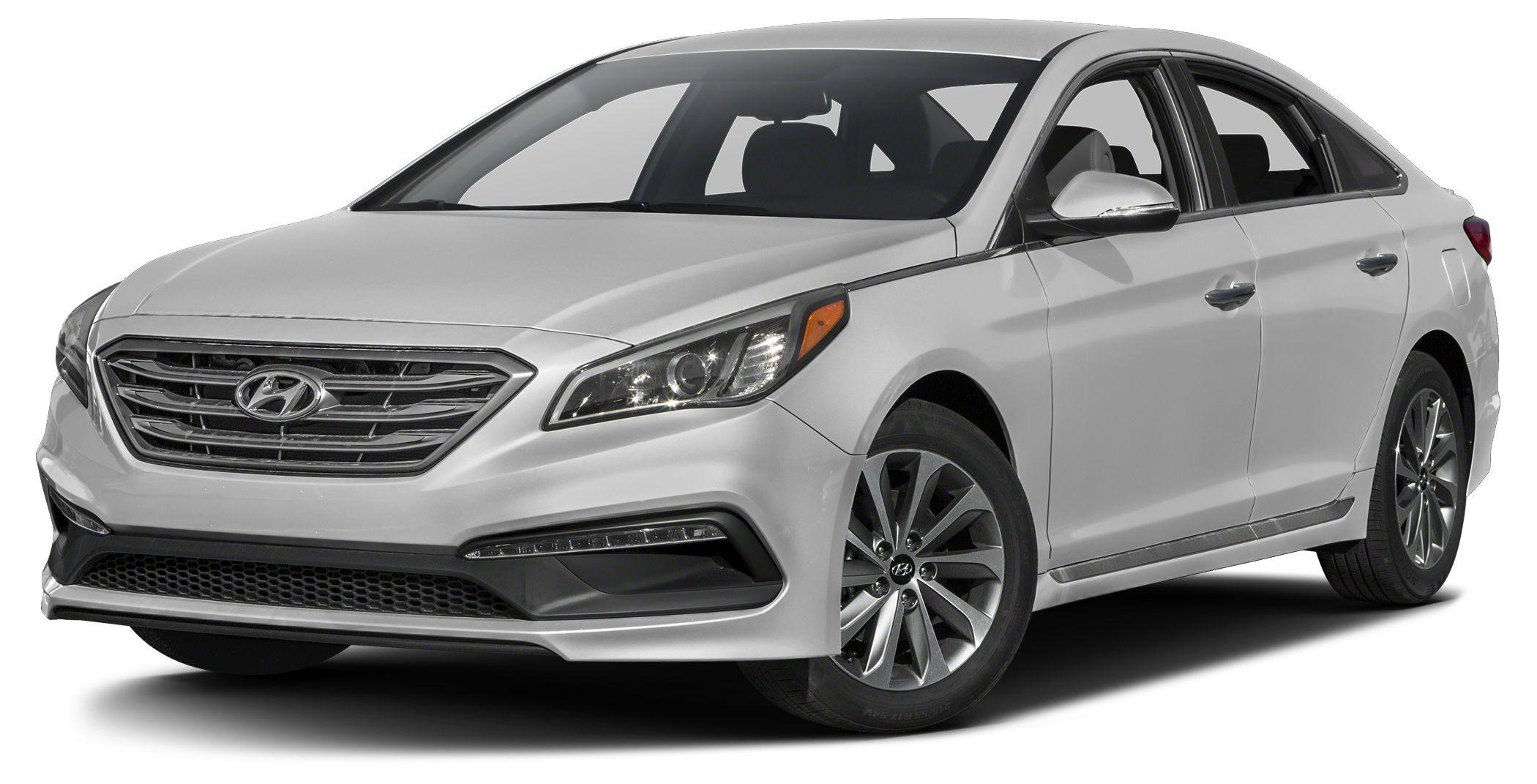 2017 Hyundai Sonata Sport Bluetooth Miles 10Color Symphony Silver Stock 15362 VIN 5NPE34AF2