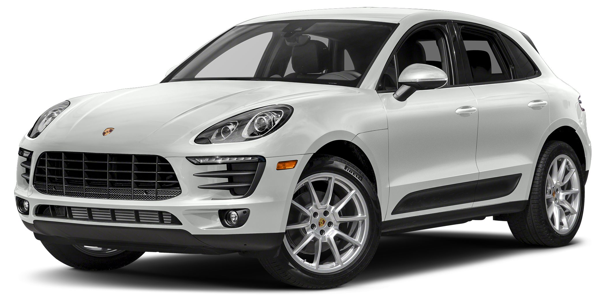 2018 Porsche Macan Base Color White Stock P1671 VIN WP1AA2A53JLB03600