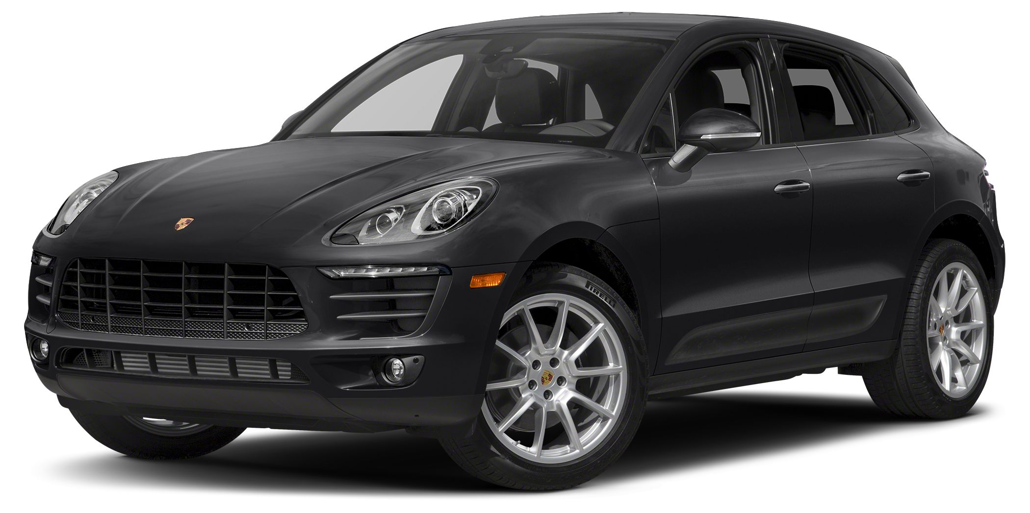 2017 Porsche Macan Base Miles 13004Color Black Stock DP2762 VIN WP1AA2A57HLB03061