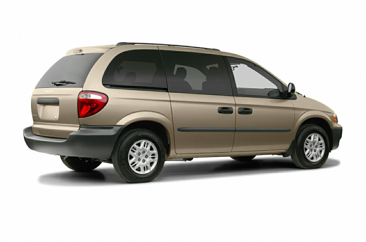 2004 Dodge Caravan SXT Vehicle Options Air Conditioning Deep Tinted Glass Power Windows Alloy Whee