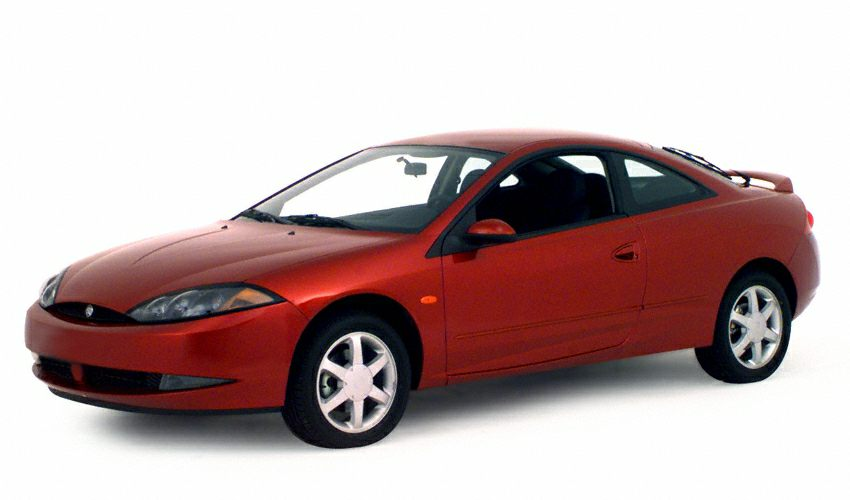 2000 Mercury Cougar Base clean NON-SMOKER very well kept vehicle AUX Input alloys ABStraction con