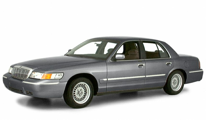 2000 Mercury Grand Marquis GS  ONE PRICE STOP NO HASSLE NO HAGGLE CAR BUYING EXPERIENCE