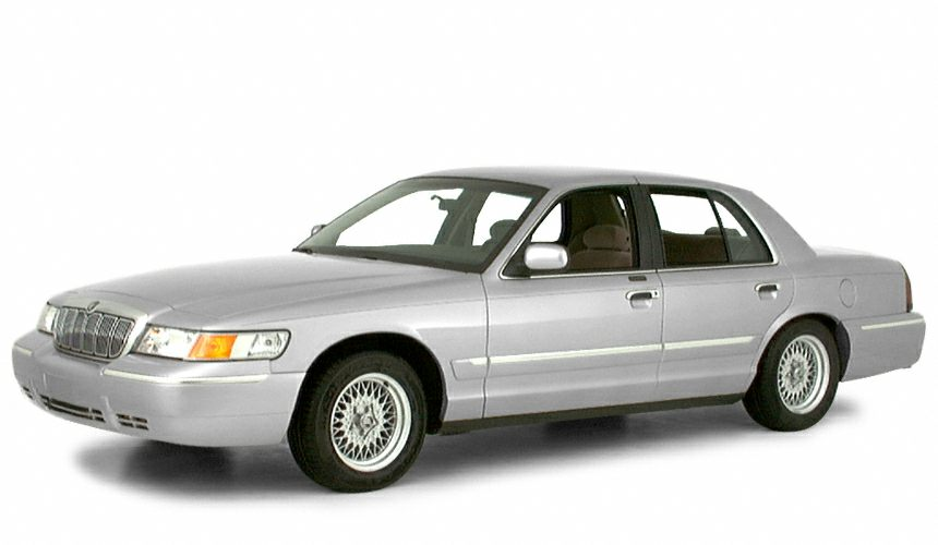 2000 Mercury Grand Marquis GS Only 1500 down drives you off the lot  MUST SEE AND HEAR  2