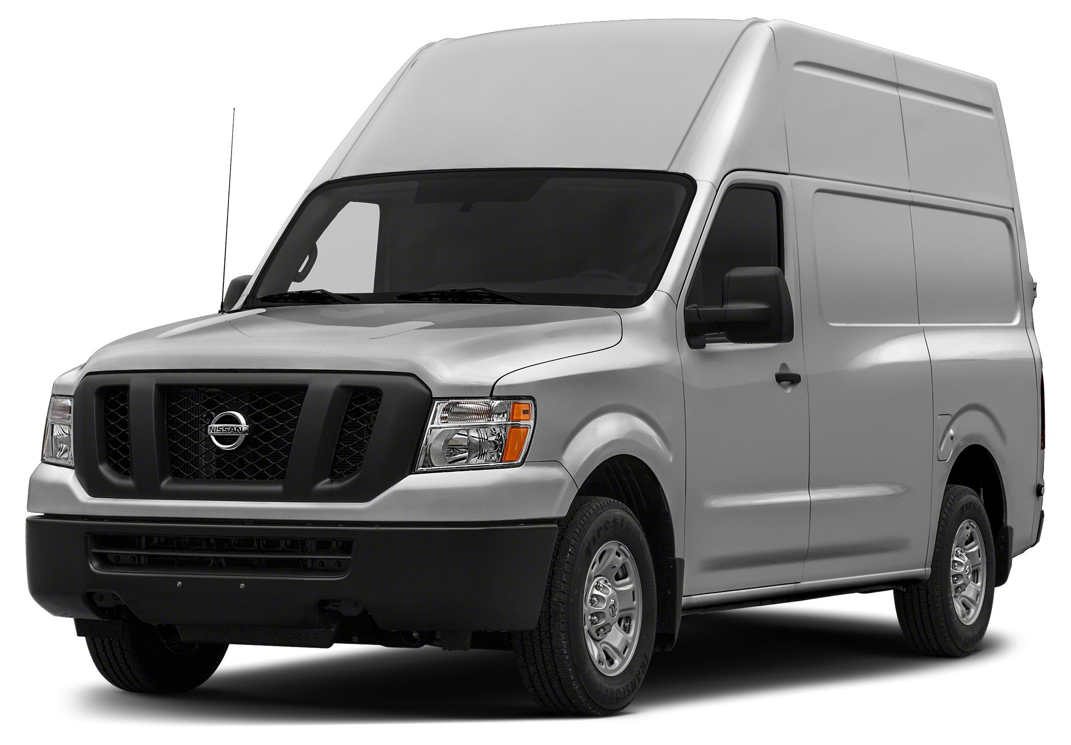 2012 Nissan NV Cargo SV High top SV Cargo van ready to go to work Rear sensors Remote keyless e