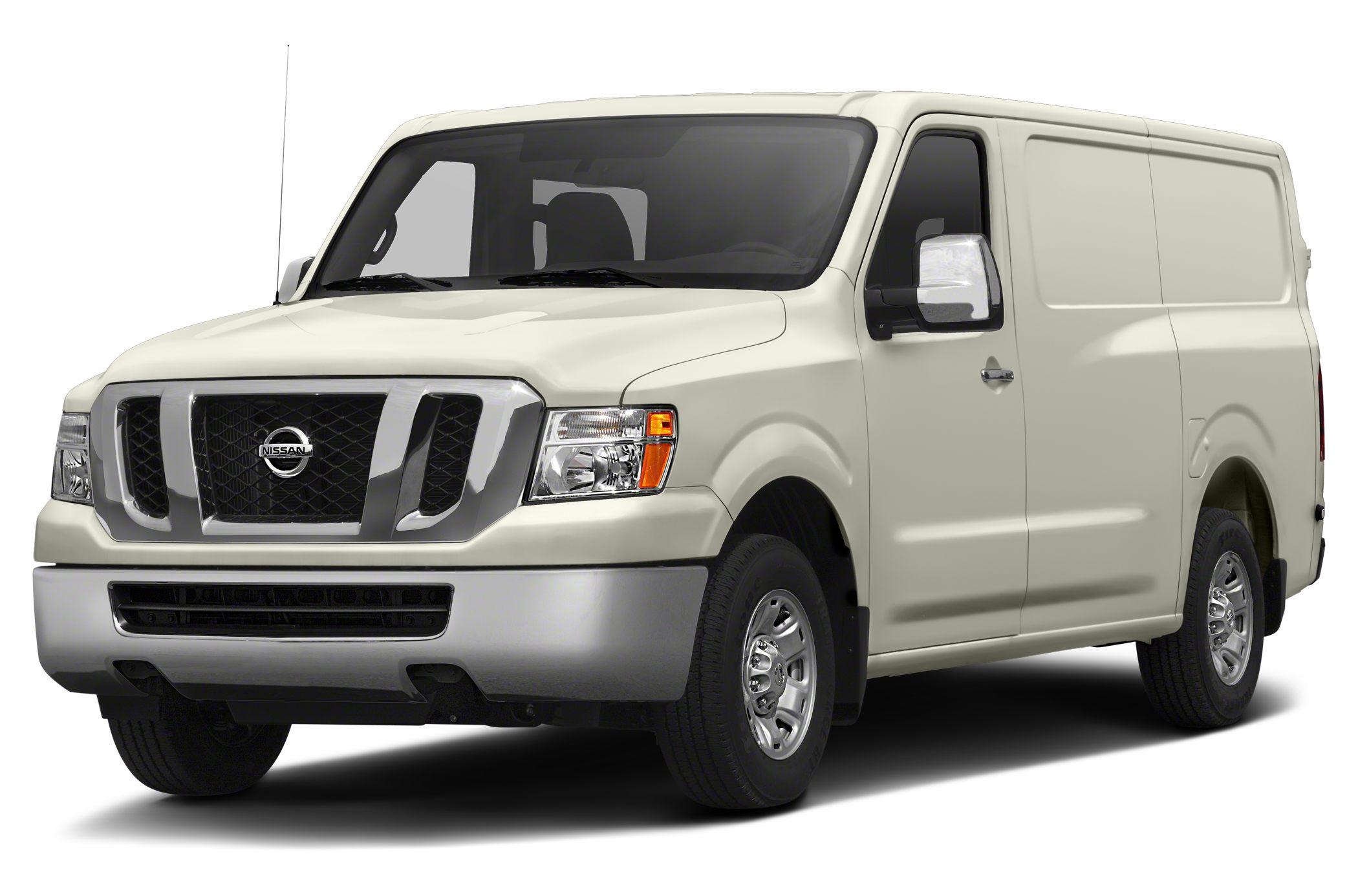 2014 Nissan NV2500 HD S Cargo Stock N22140 VIN 1N6BF0KX1EN107647
