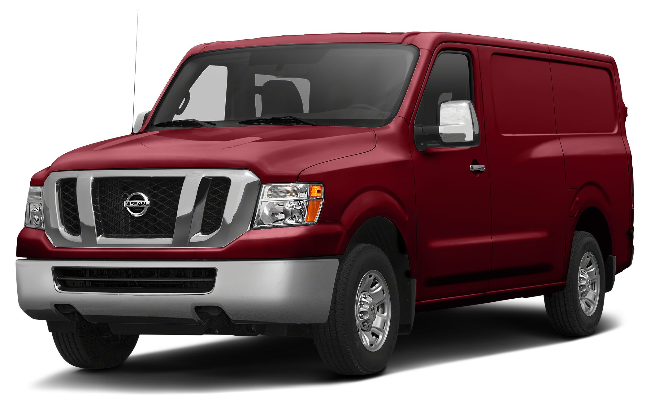 2013 Nissan NV2500 HD S Cargo MOVE OVER FORD ANDD CHEVY Nissan NV more reliable better fuel economy