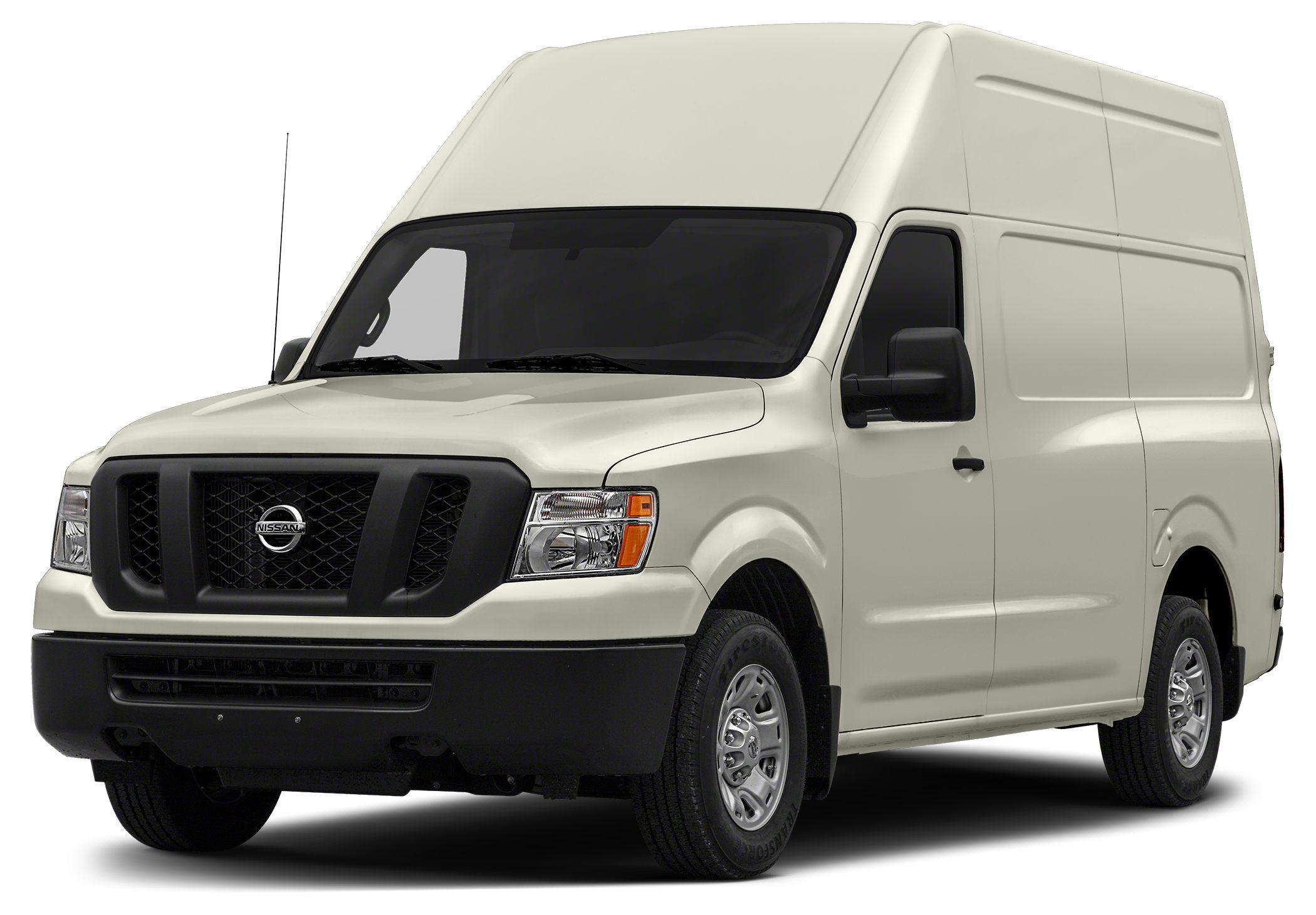 2014 Nissan NV2500 HD S Cargo Stock N22141 VIN 1N6BF0LX5EN108671
