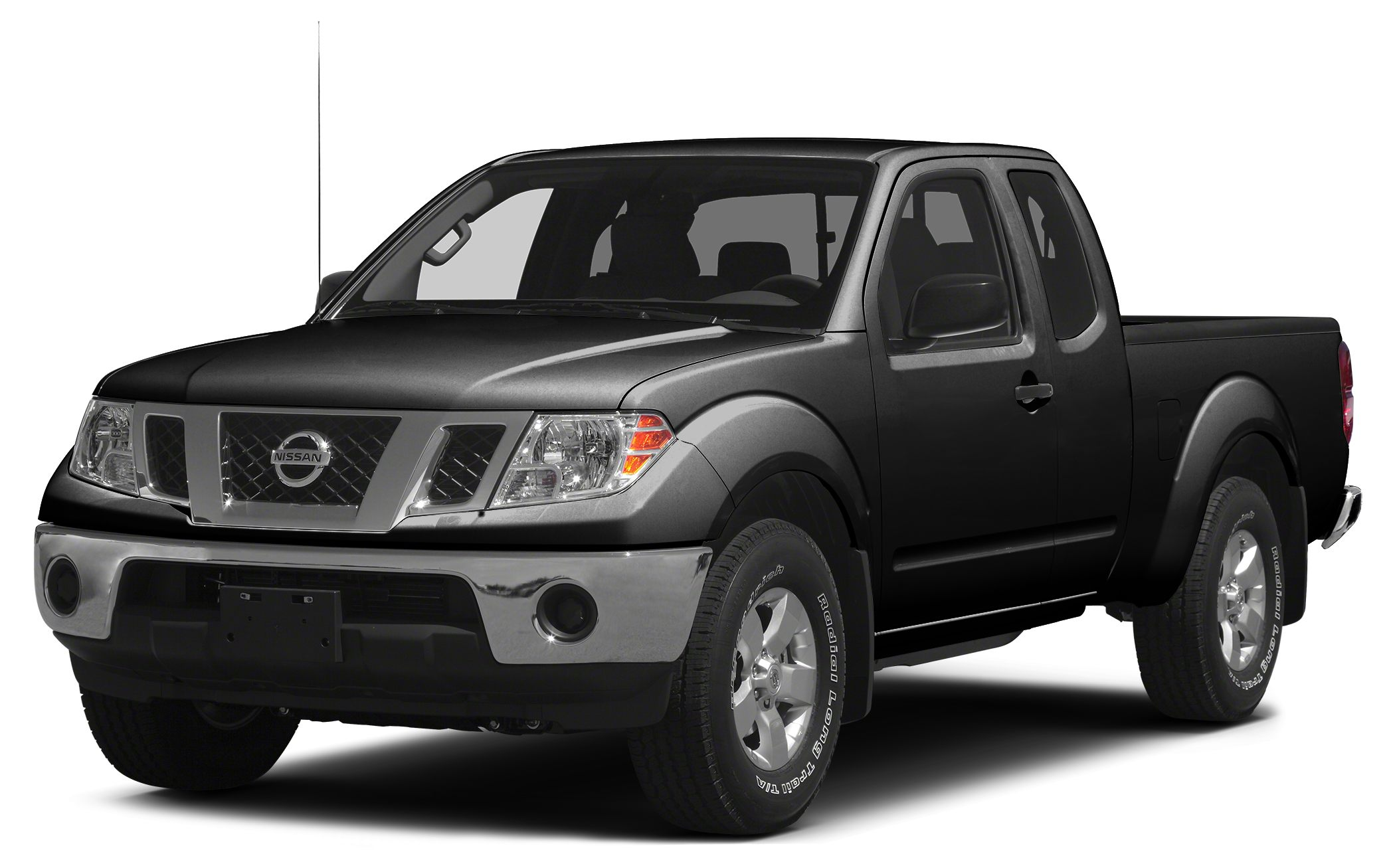 2014 Nissan Frontier S Miles 45616Color Super Black Stock t9975 VIN 1N6BD0CT9EN704806