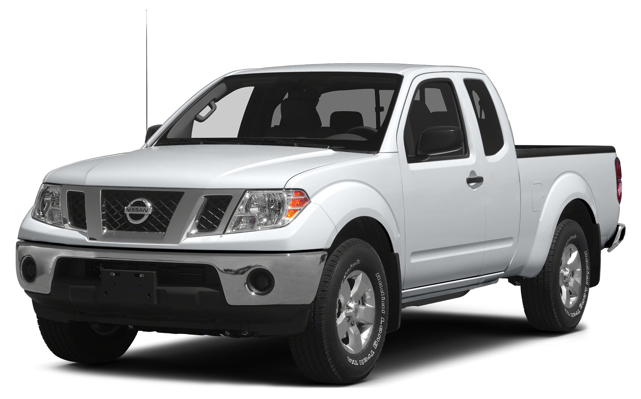 2013 Nissan Frontier S Miles 24230Color Glacier White Stock 16F53A VIN 1N6BD0CT5DN755847