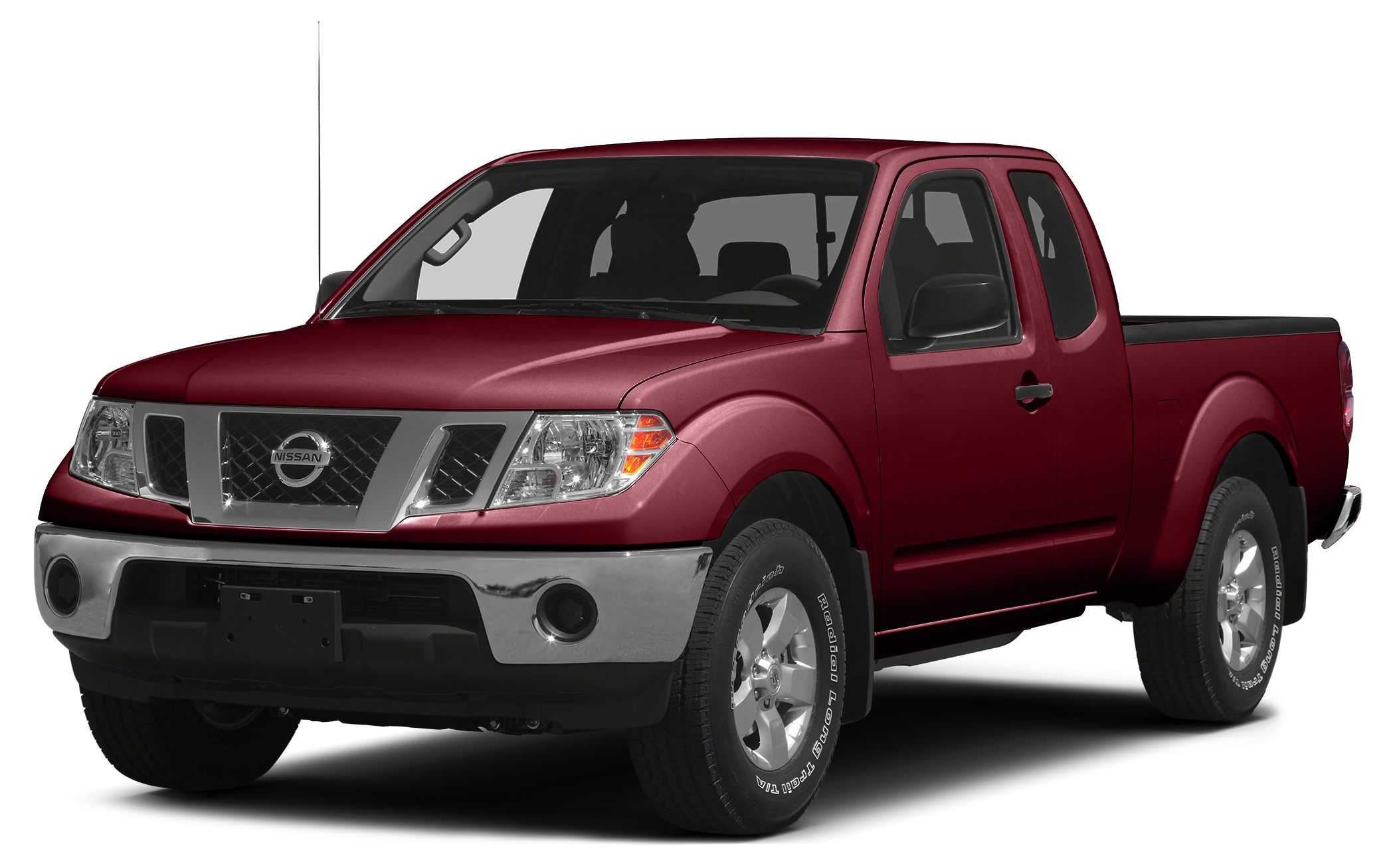 2013 Nissan Frontier SV Miles 55247Color Cayenne Red Stock P6551A VIN 1N6AD0CWXDN736037