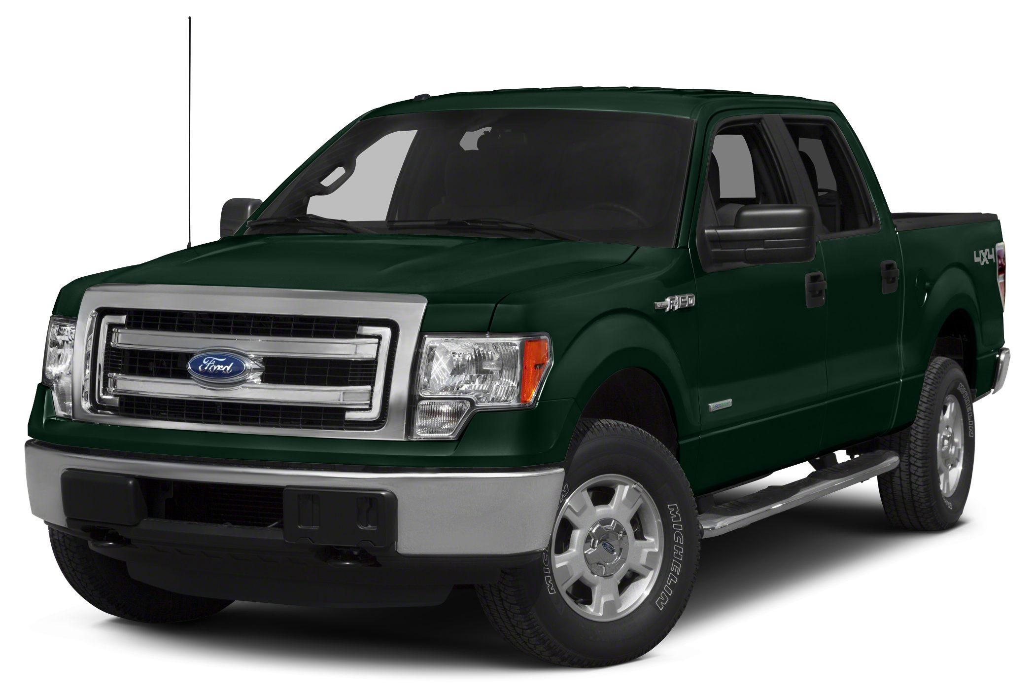2014 Ford F-150  Miles 8Color Green Stock 14144F VIN 1FTFW1ET7EFC80912