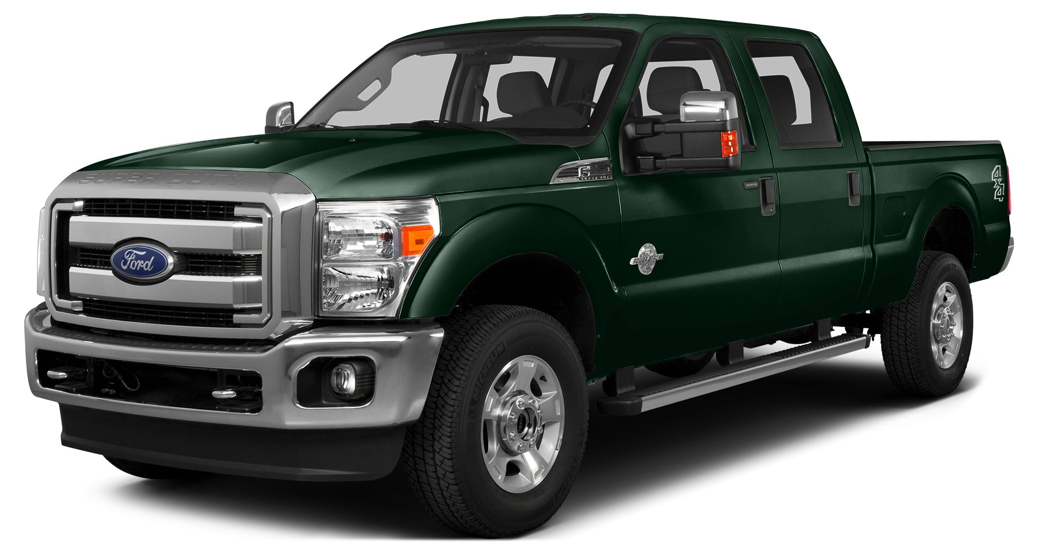 2016 Ford F-350  Miles 200Color Green Stock C58612 VIN 1FT8W3BT8GEB05733