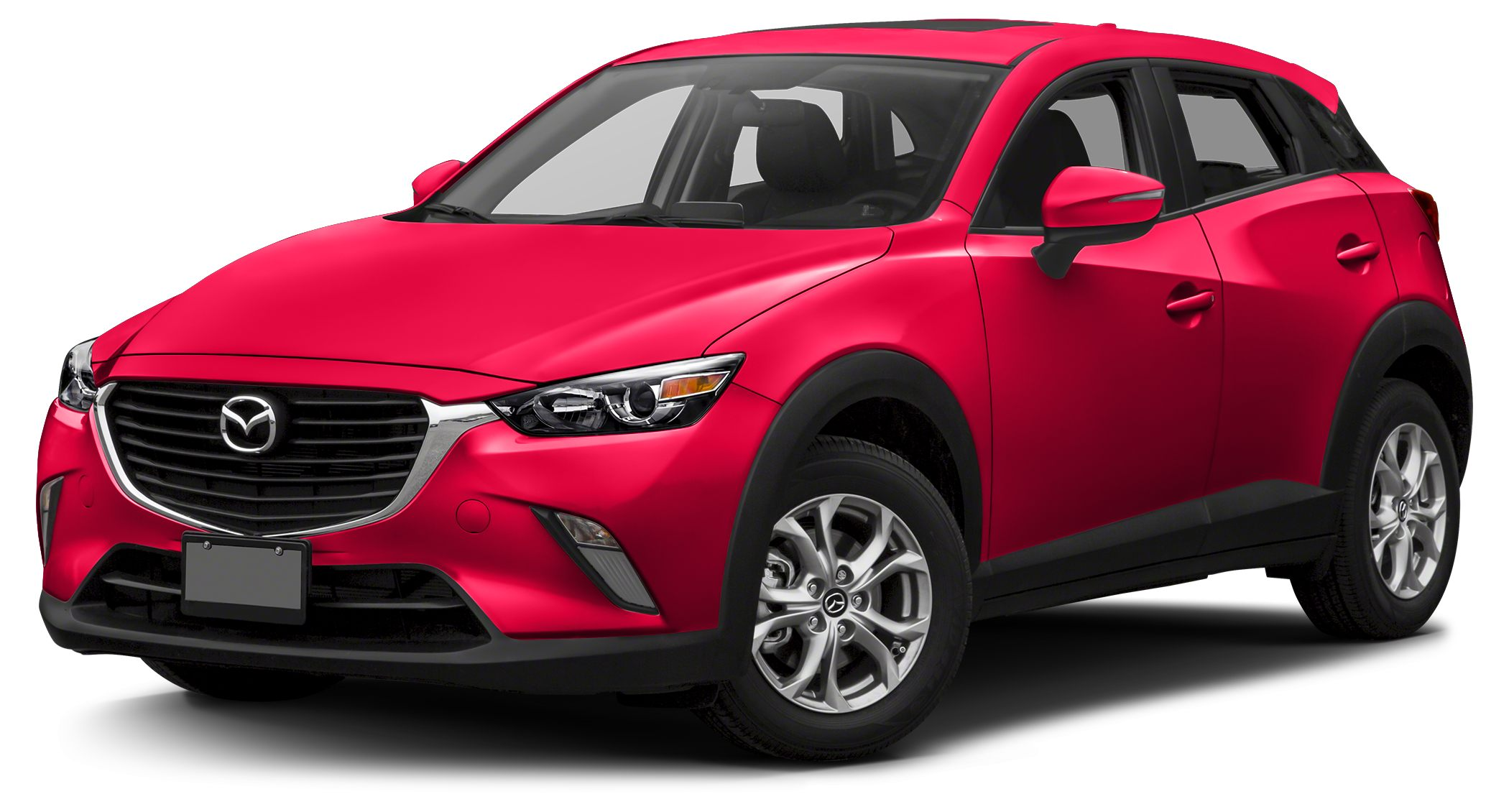 2016 Mazda CX-3 Grand Touring Miles 0Color Soul Red Metallic Stock G0115611 VIN JM1DKBD79G01