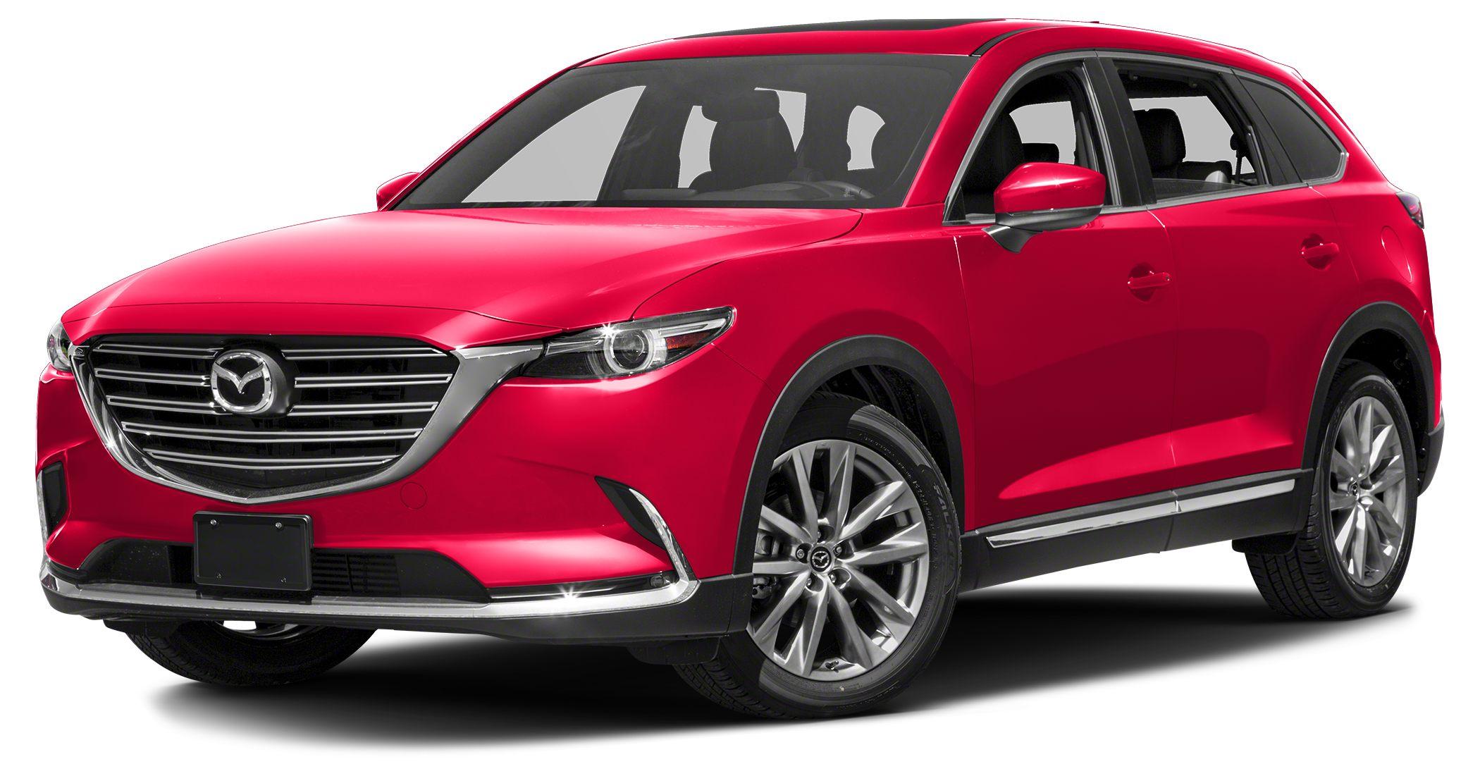 2016 Mazda CX-9 Grand Touring Introducing the 2016 Mazda Mazda CX-9 Stylish and sophisticated th