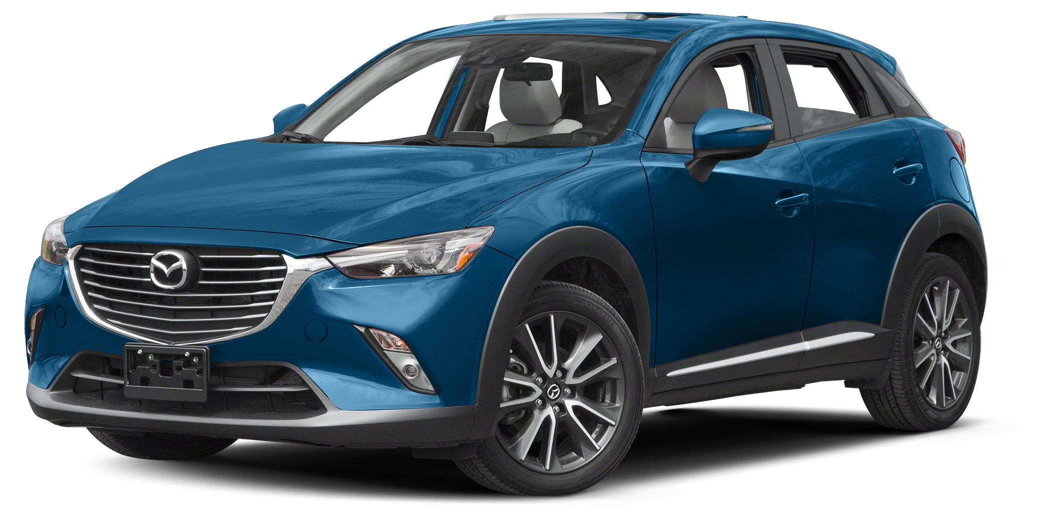 2016 Mazda CX-3 Grand Touring This Beautiful Blue 2016 Mazda CX-3 AWD Grand Touring is a One Owner
