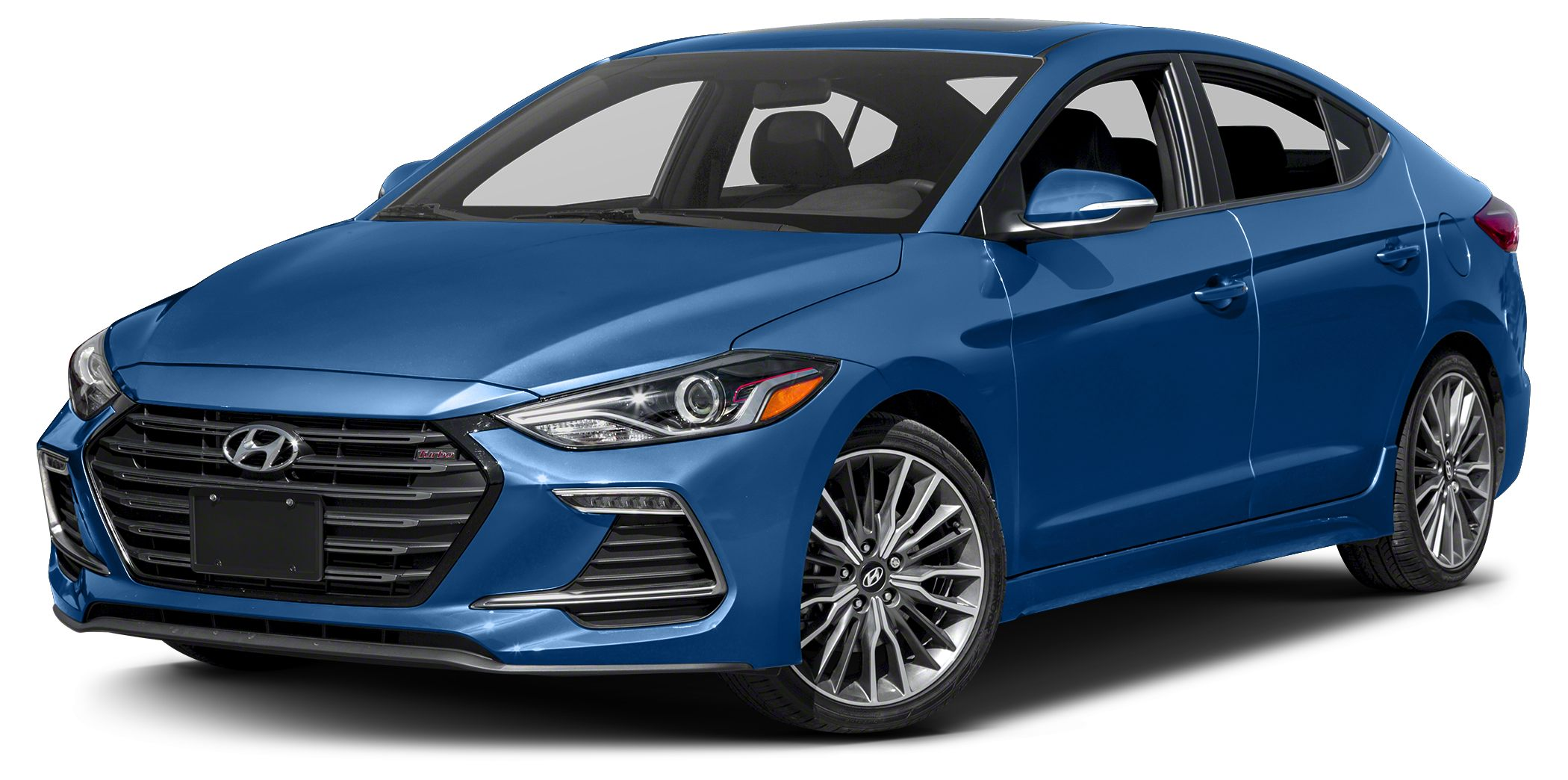 2017 Hyundai Elantra Sport Price includes 500 - HMF Bonus APR Cash - Standard - East Exp 0705