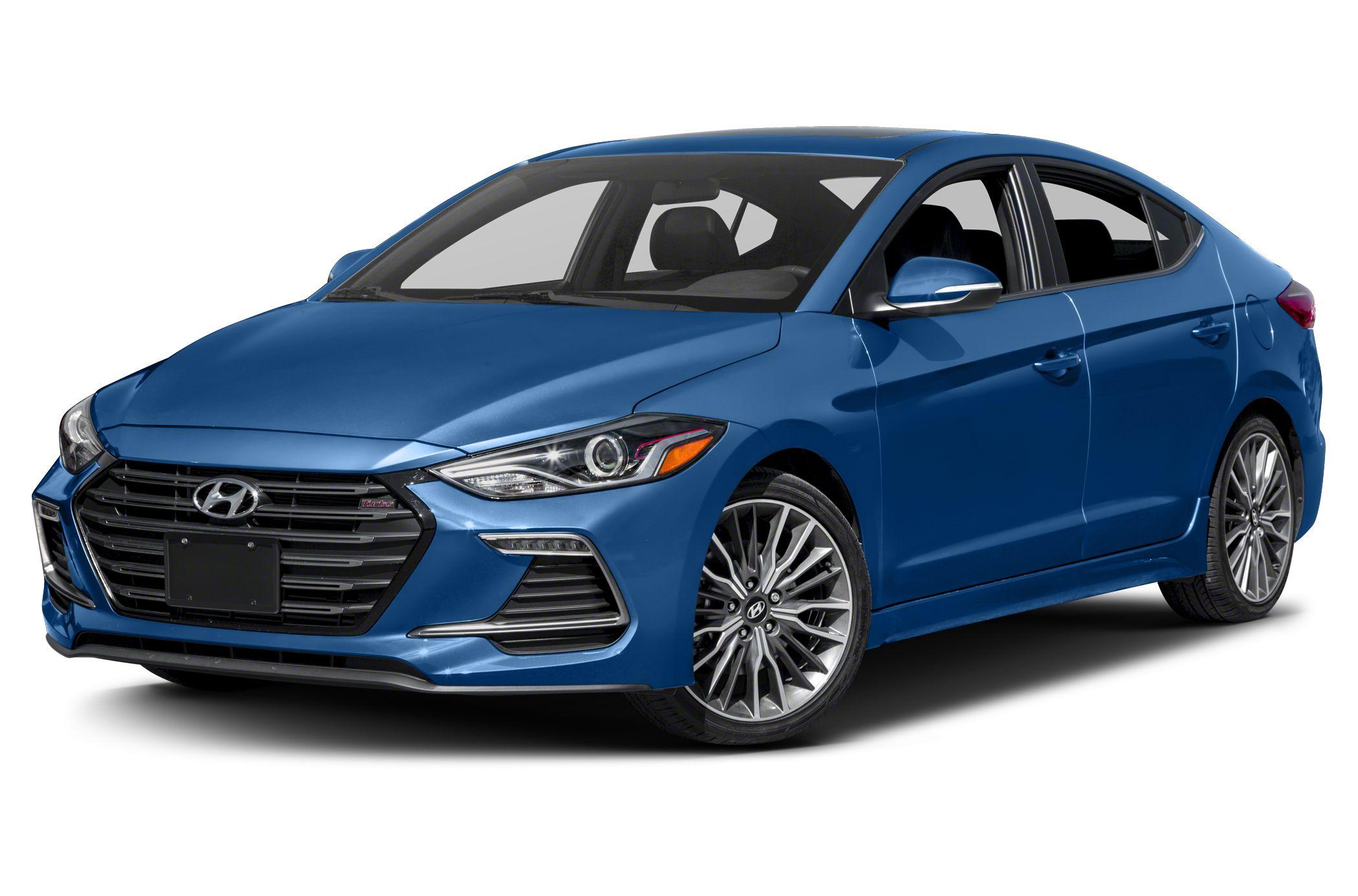 2017 Hyundai Elantra Sport Price includes 500 - HMF Bonus APR Cash - Standard - East Exp 0403