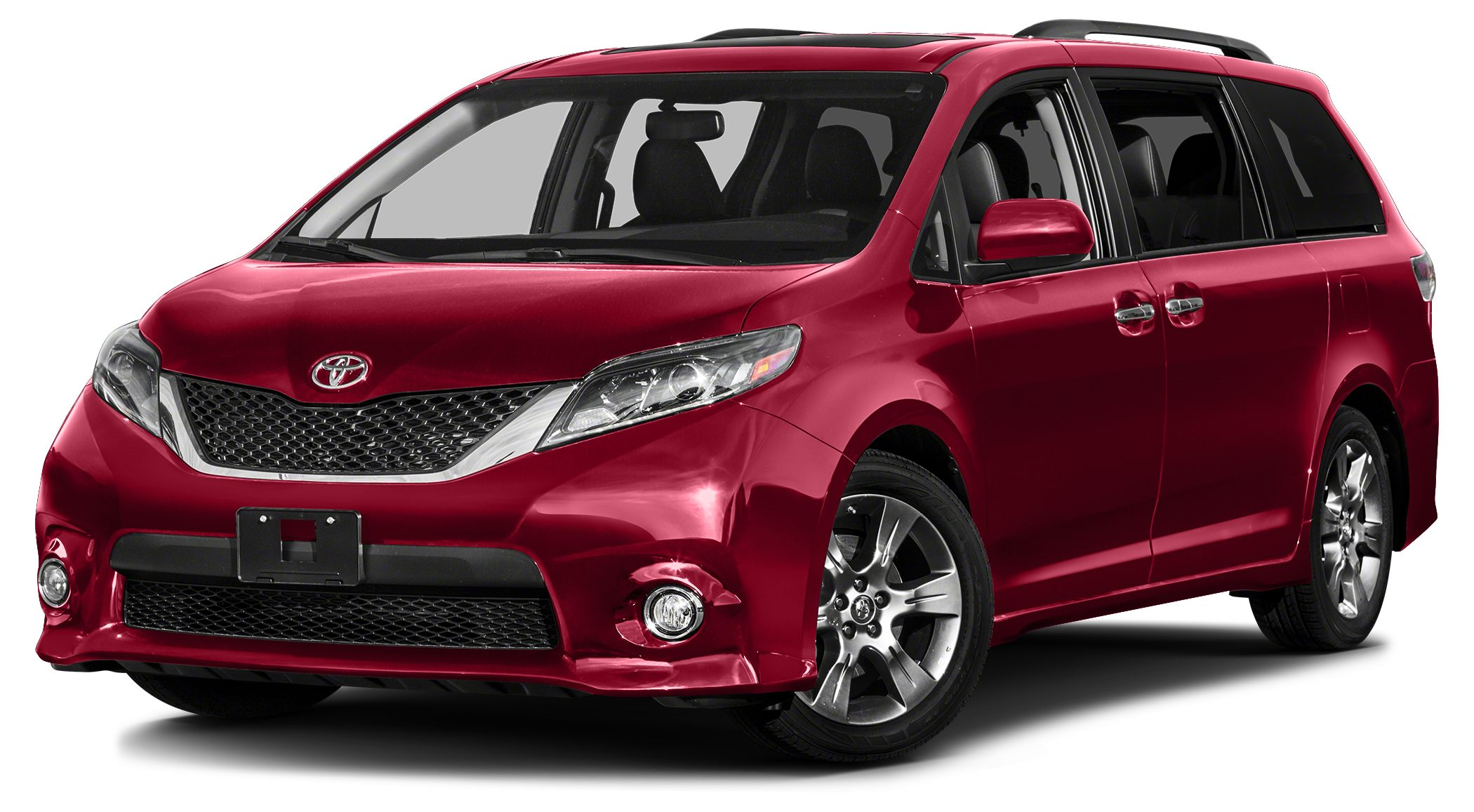 2015 Toyota Sienna SE 8 Passenger Families always have somewhere to go and the Toyota Sienna can