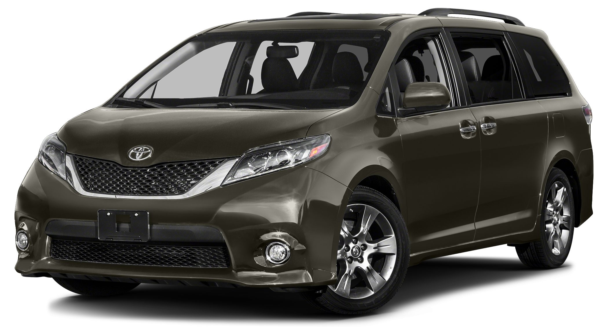 2015 Toyota Sienna SE Premium 8 Passenger EPA 25 MPG Hwy18 MPG City 400 below Kelley Blue Book