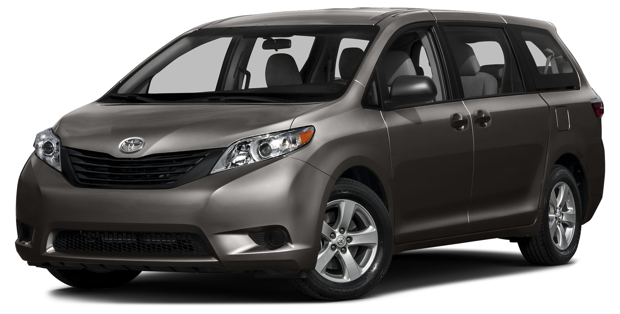 2015 Toyota Sienna Limited Premium 7 Passenger Heated Leather Seats Navigation DVD Entertainment
