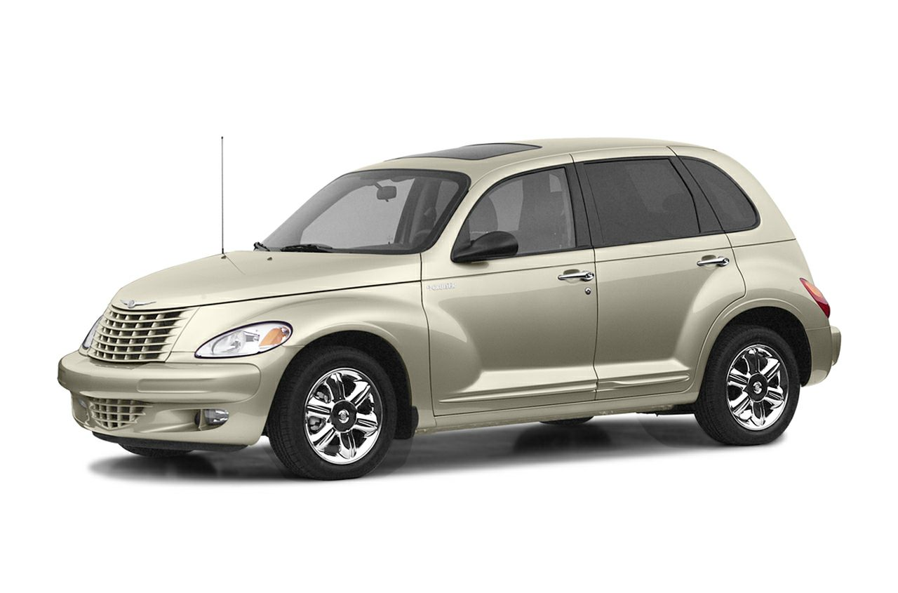 2005 Chrysler PT Cruiser Touring It comes with a 24 liter 4 Cylinder engine Want a wagon you can