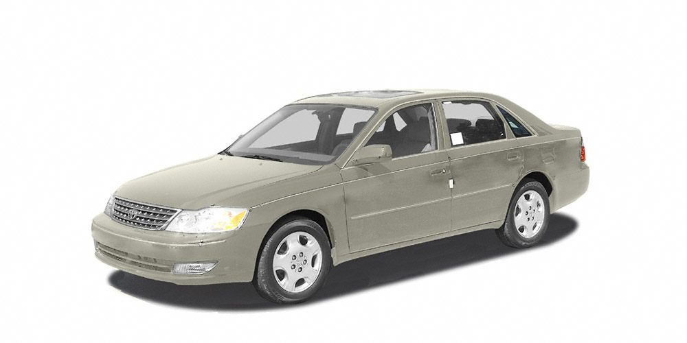 2003 Toyota Avalon XLS Grab a bargain on this 2003 Toyota Avalon before its too late Roomy yet e