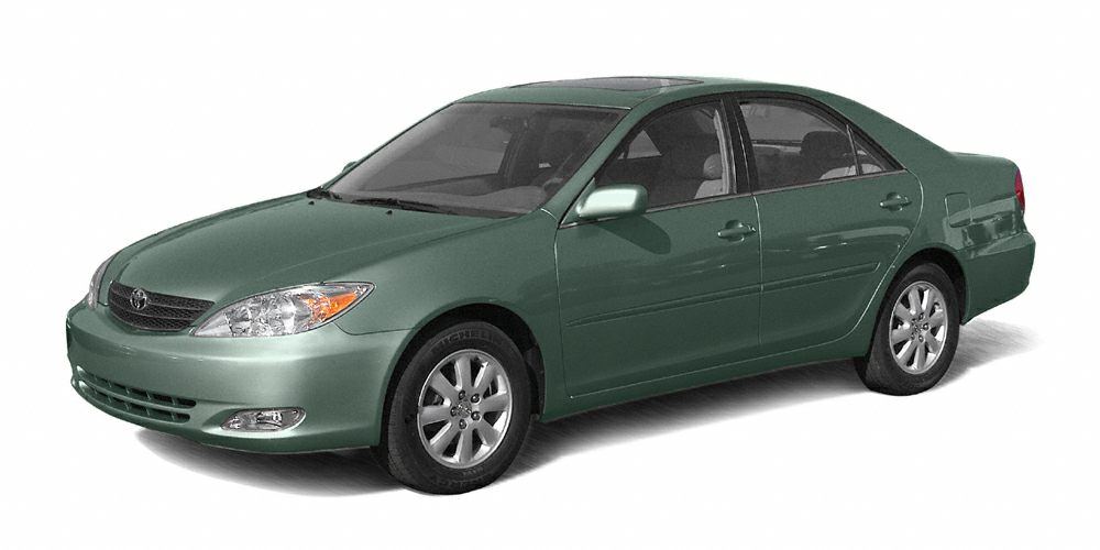 2003 Toyota Camry XLE Snag a steal on this 2003 Toyota Camry SE before its too late Roomy but ag