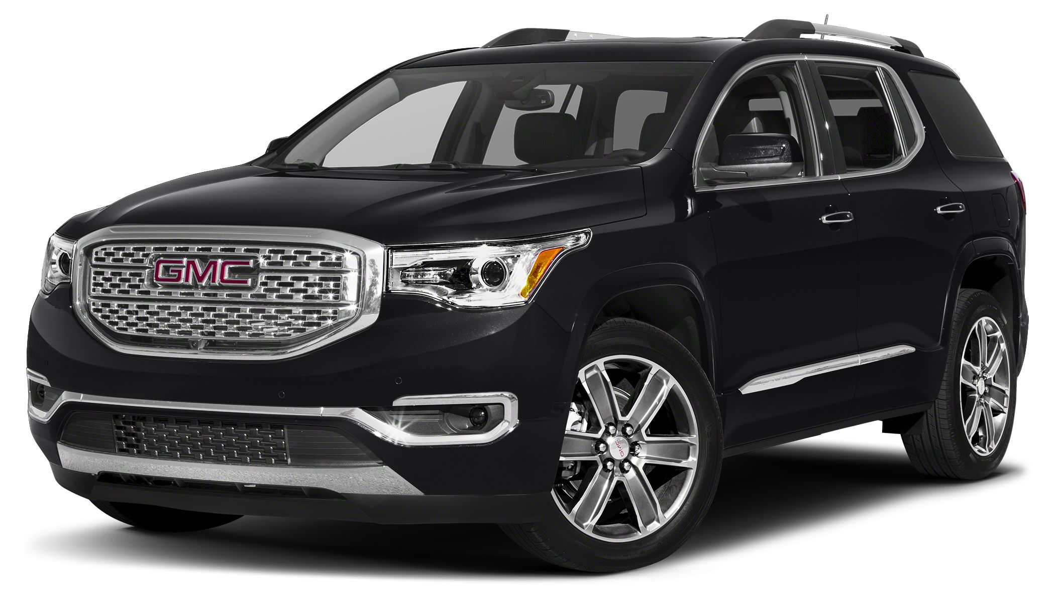 2018 GMC Acadia Denali Ebony Twilight Metallic 2018 GMC Acadia Denali AWD 6-Speed Automatic 36L V
