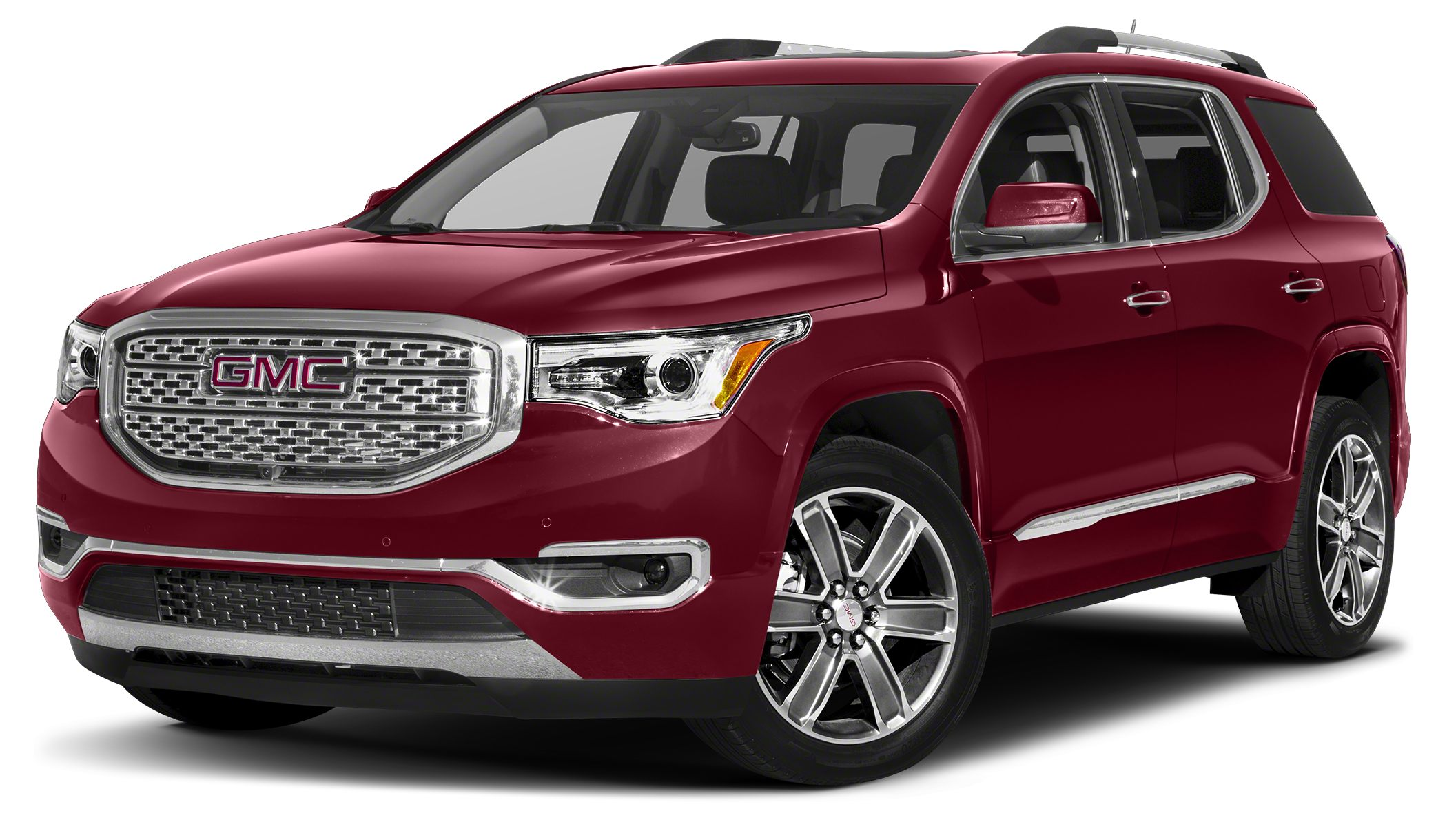 2017 GMC Acadia Denali The all-new 2017 GMC Acadia mid-size SUV is designed to make a lasting impr