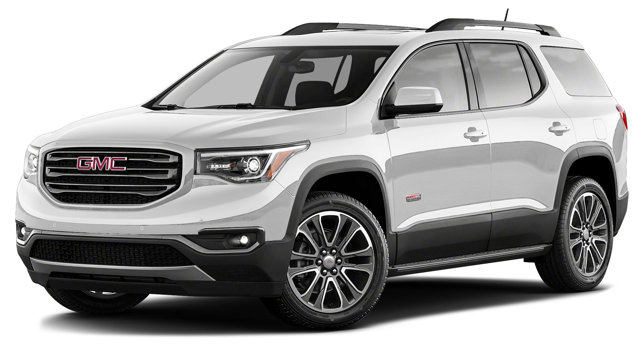 2017 GMC Acadia SLE-2 The all-new 2017 GMC Acadia mid-size SUV is designed to make a lasting impre
