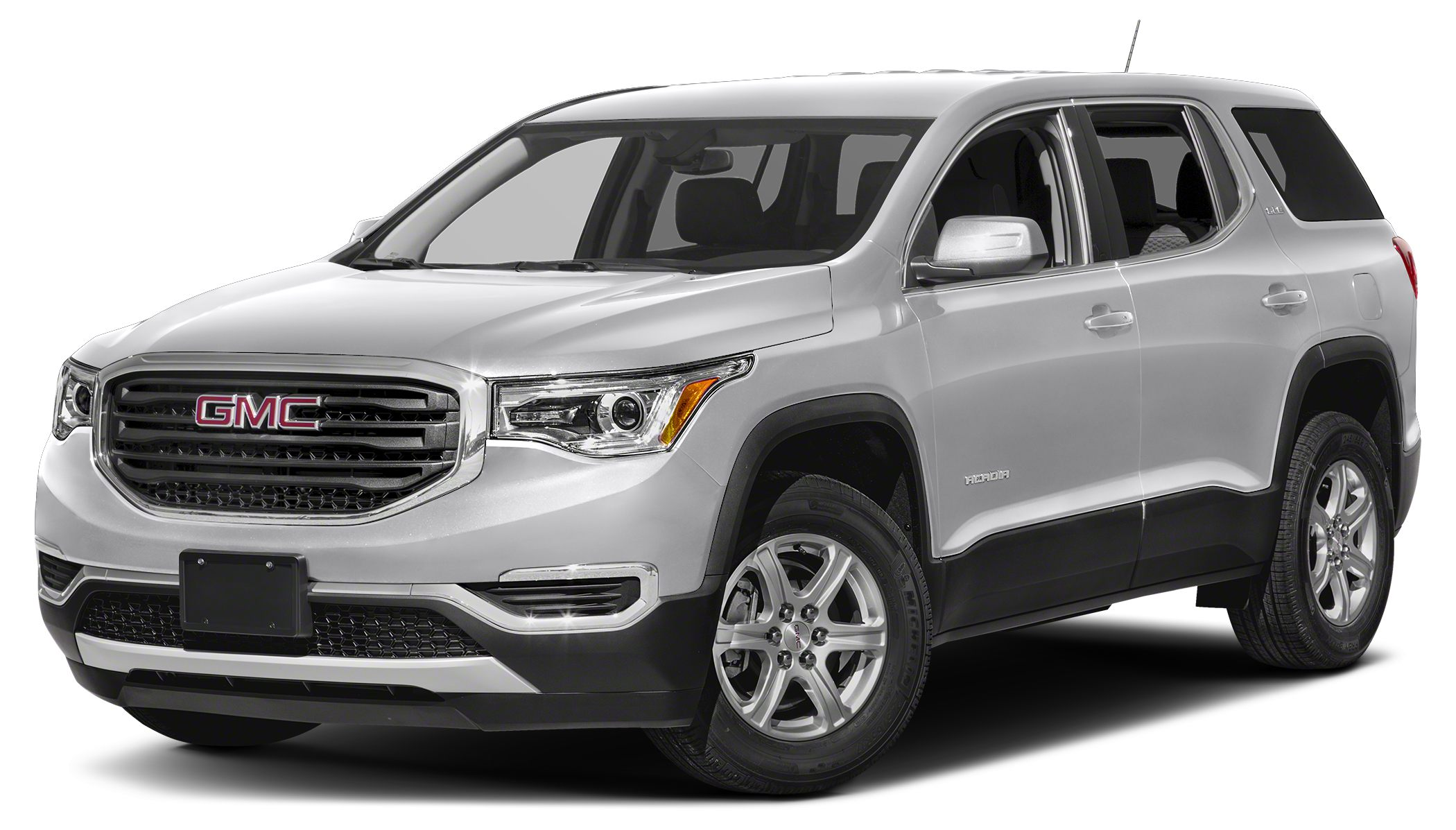 2017 GMC Acadia SLE-1 The all-new 2017 GMC Acadia mid-size SUV is designed to make a lasting impre