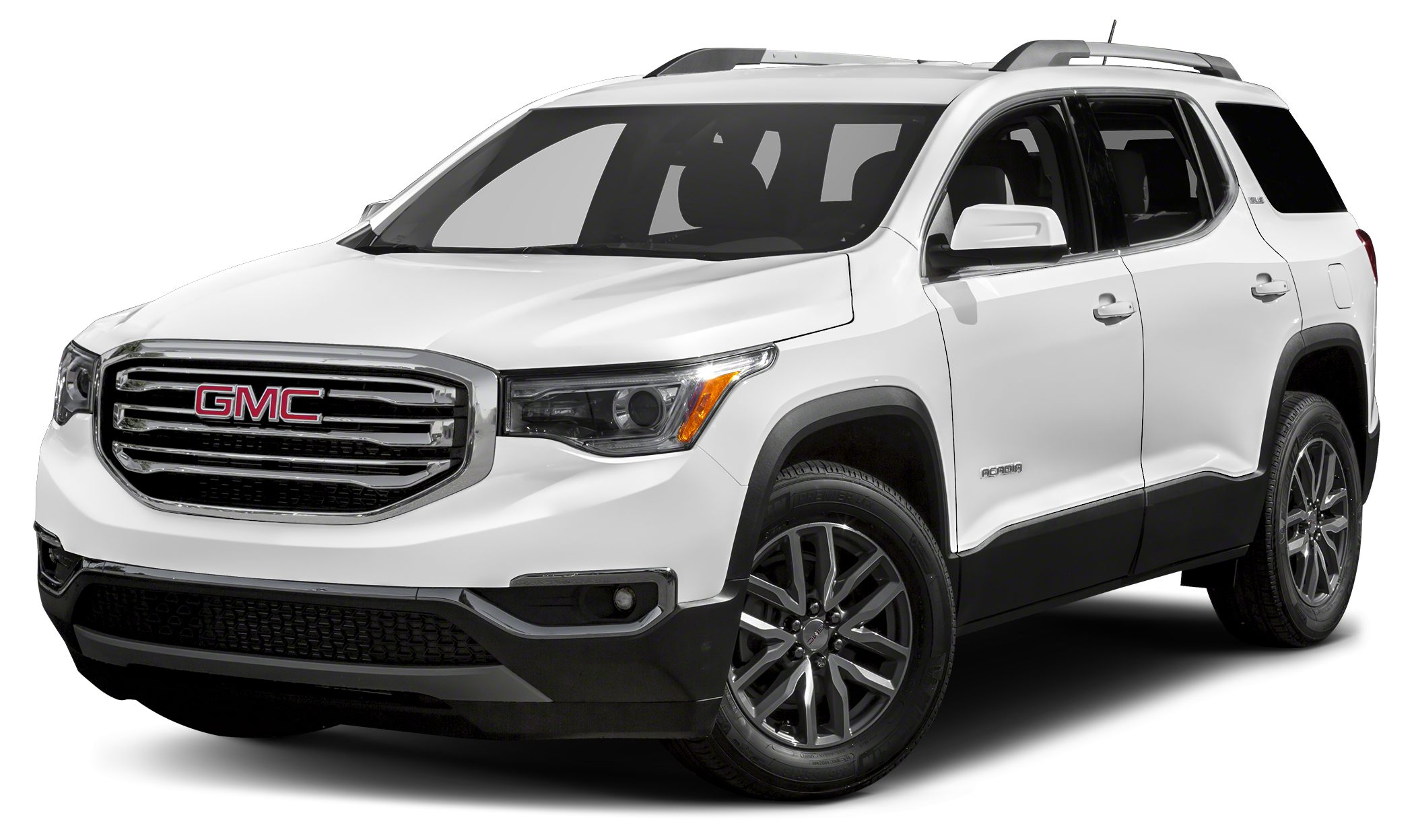 2017 GMC Acadia SLT-1 The all-new 2017 GMC Acadia mid-size SUV is designed to make a lasting impre