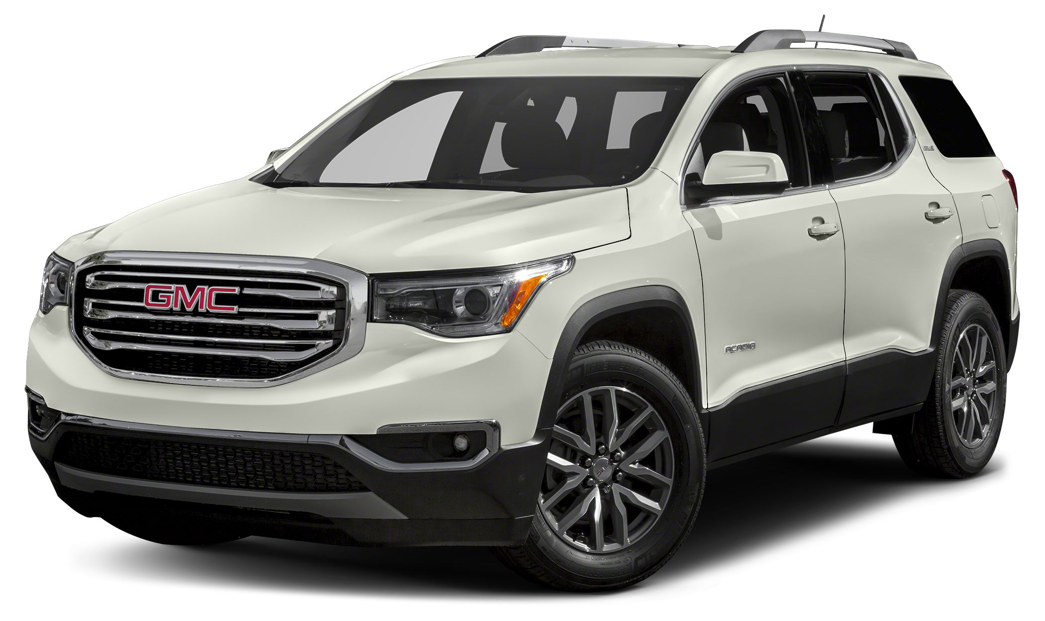 2017 GMC Acadia SLT-2 The all-new 2017 GMC Acadia mid-size SUV is designed to make a lasting impre