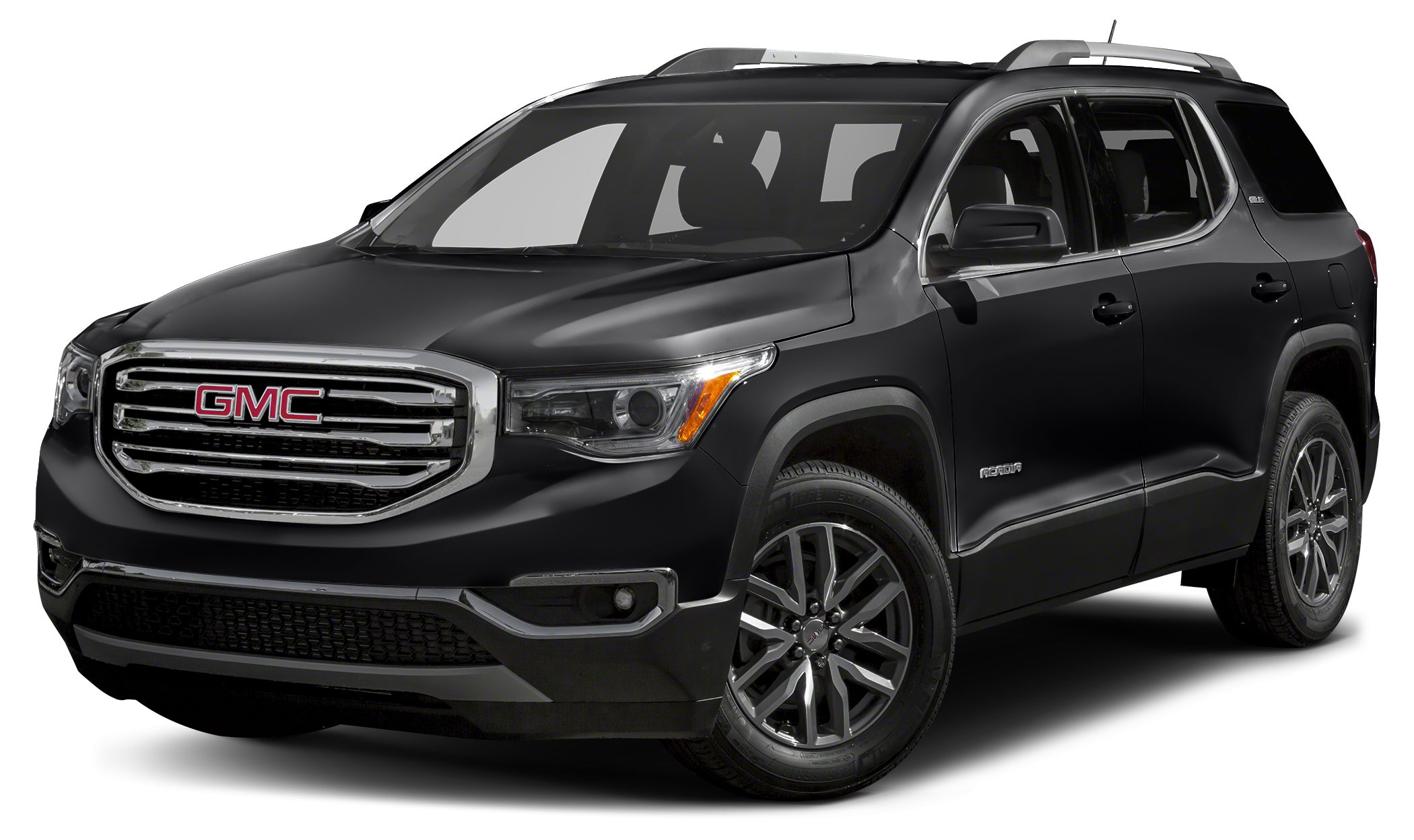 2018 GMC Acadia SLT-1 This 2018 GMC Acadia 4dr FWD 4dr SLT with SLT-1 features a 25L 4 CYLINDER 4