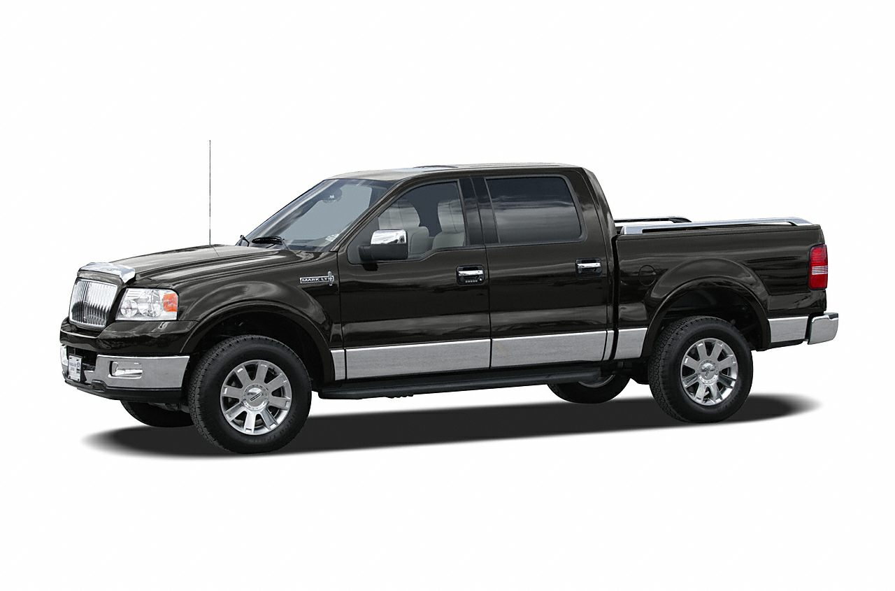 2006 Lincoln Mark LT Base CLEAN CARFAX REPORT  This Truck has less than 99k miles 4 W