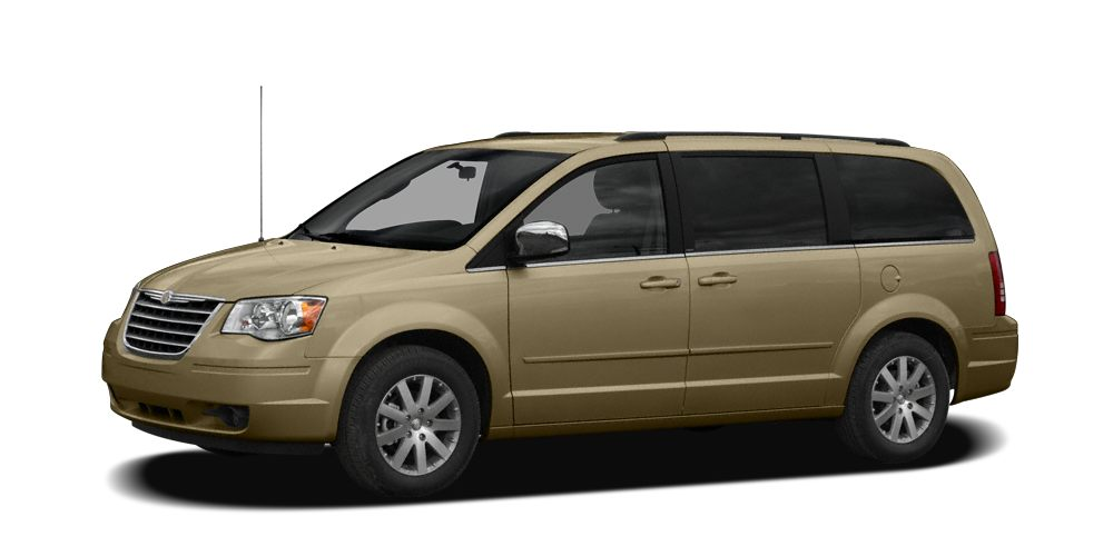 2009 Chrysler Town  Country Touring Miles 73999Color Tan Stock Z3620A VIN 2A8HR54199R631088