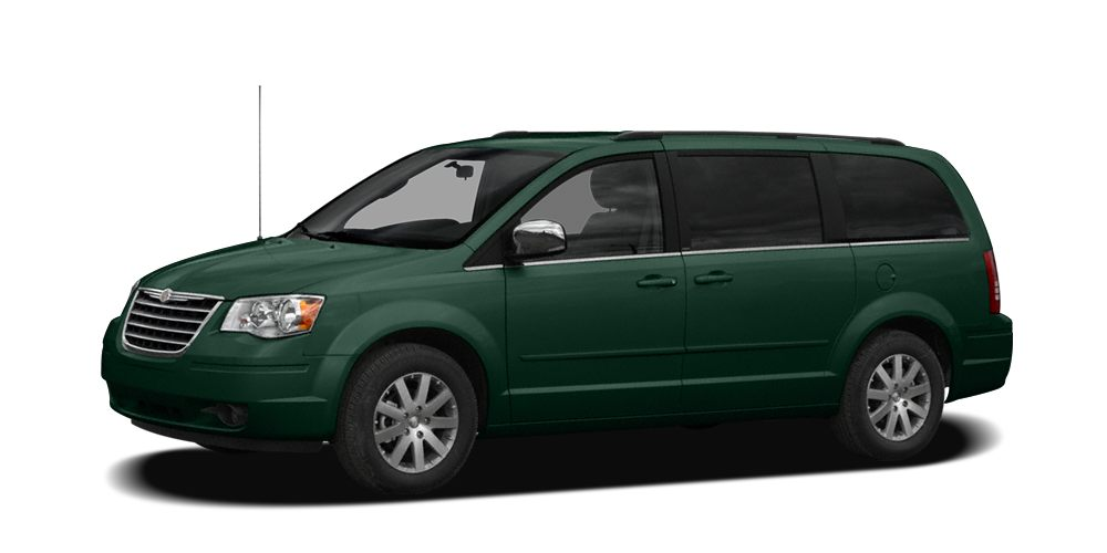2009 Chrysler Town  Country LX DISCLAIMER We are excited to offer this vehicle to you but it is