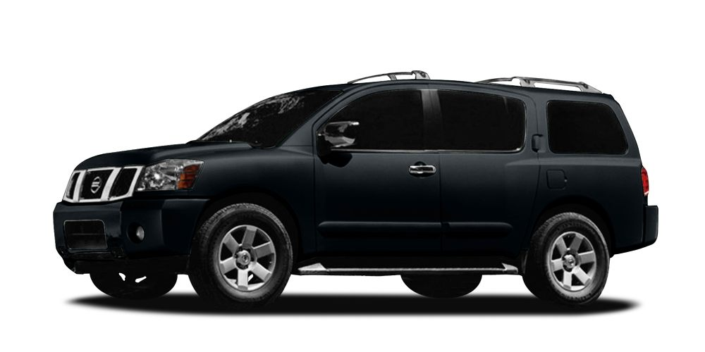 2007 Nissan Armada SE Miles 131562Color Galaxy Stock 1847R VIN 5N1BA08A67N712993