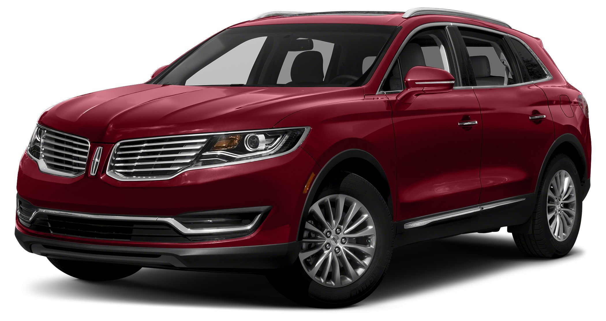2017 Lincoln MKX Select Check out our Lincolns Looking for class and luxury you have stopped on t