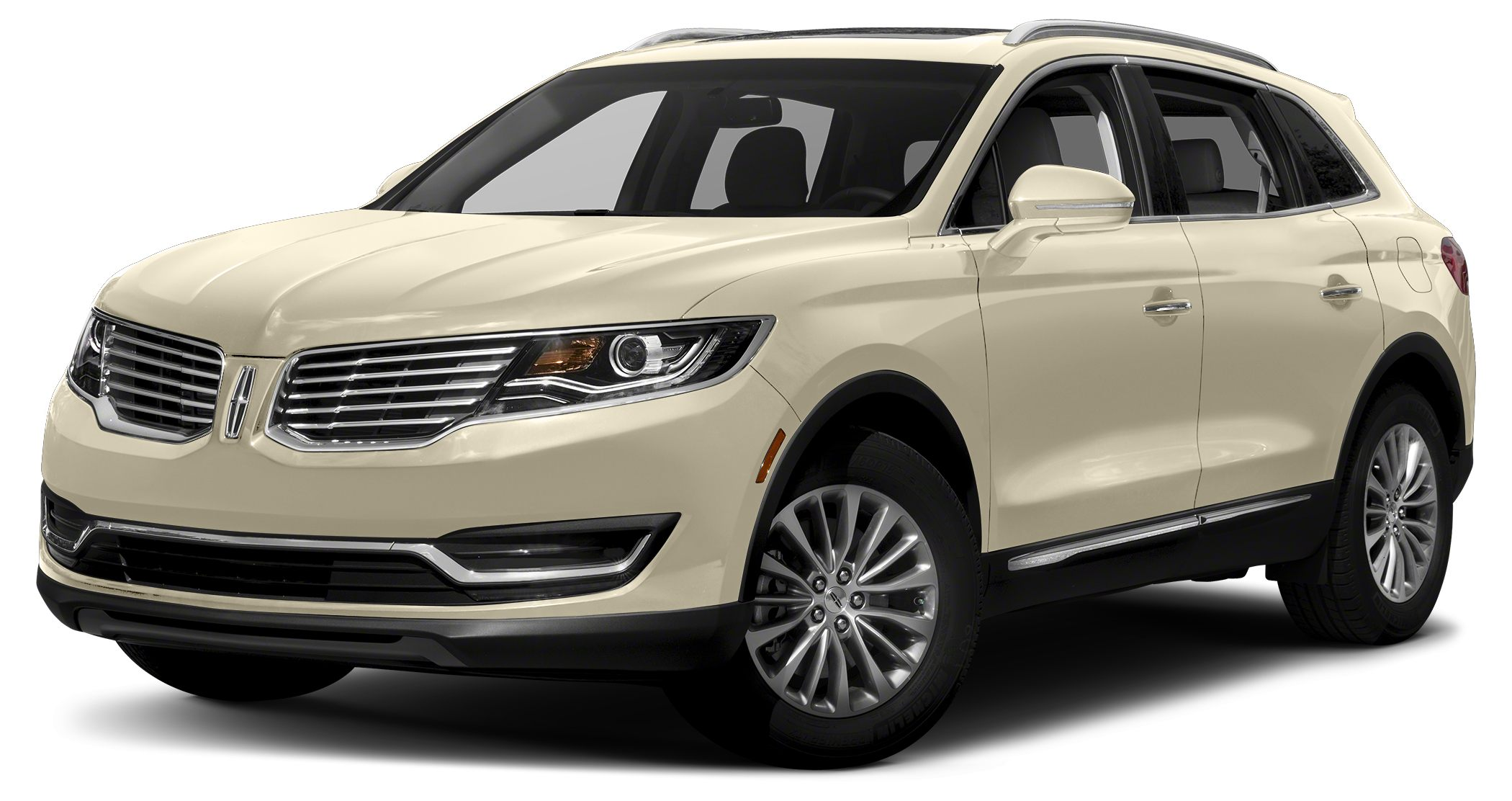 2018 Lincoln MKX Reserve Miles 0Color Ivory Pearl Metallic Tri-Coat Stock LJ1706 VIN 2LMPJ6L