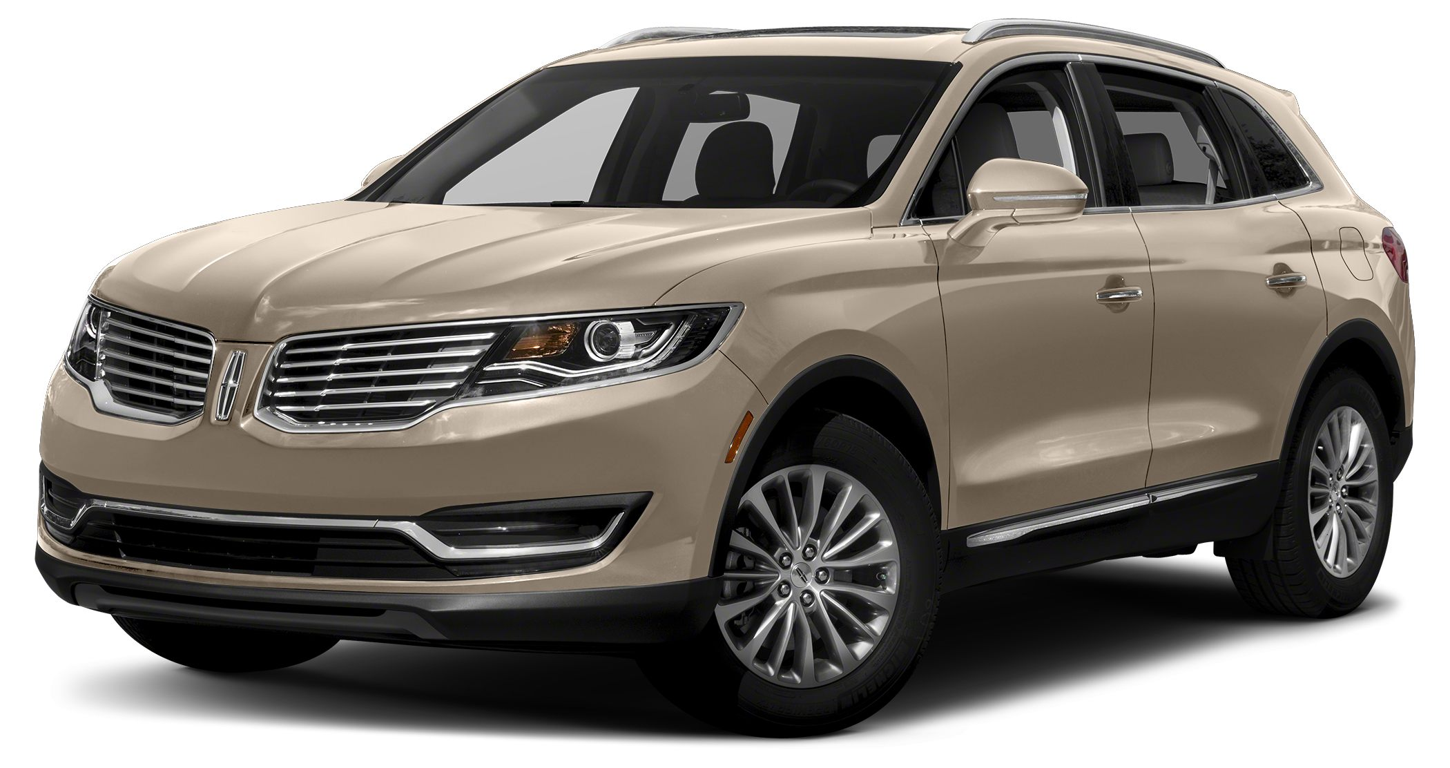 2016 Lincoln MKX Select Miles 0Color Luxe Stock IP-L75825 VIN 2LMTJ6KR0GBL75825