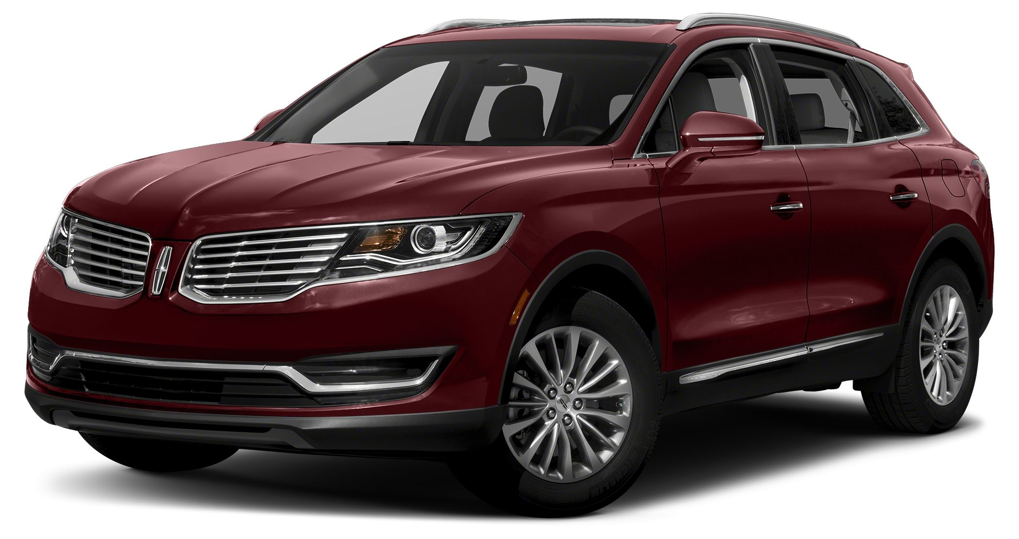2016 Lincoln MKX Select Miles 0Color Ruby Red Metallic Tinted Clearcoat Stock LG2684 VIN 2LM