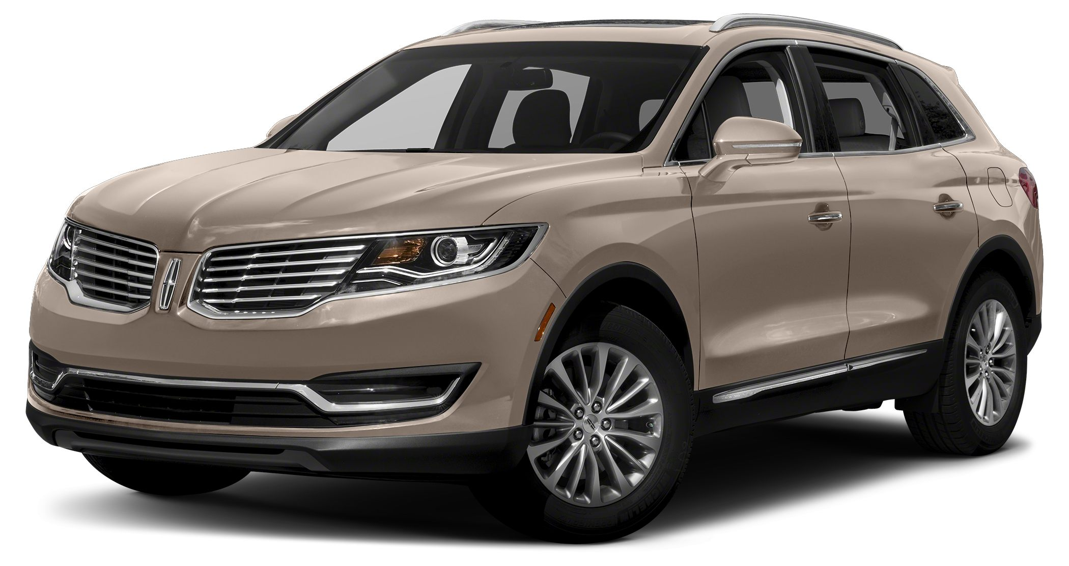 2016 Lincoln MKX Select Miles 4Color Allure Blue Stock 16X42 VIN 2LMTJ6KR3GBL66164
